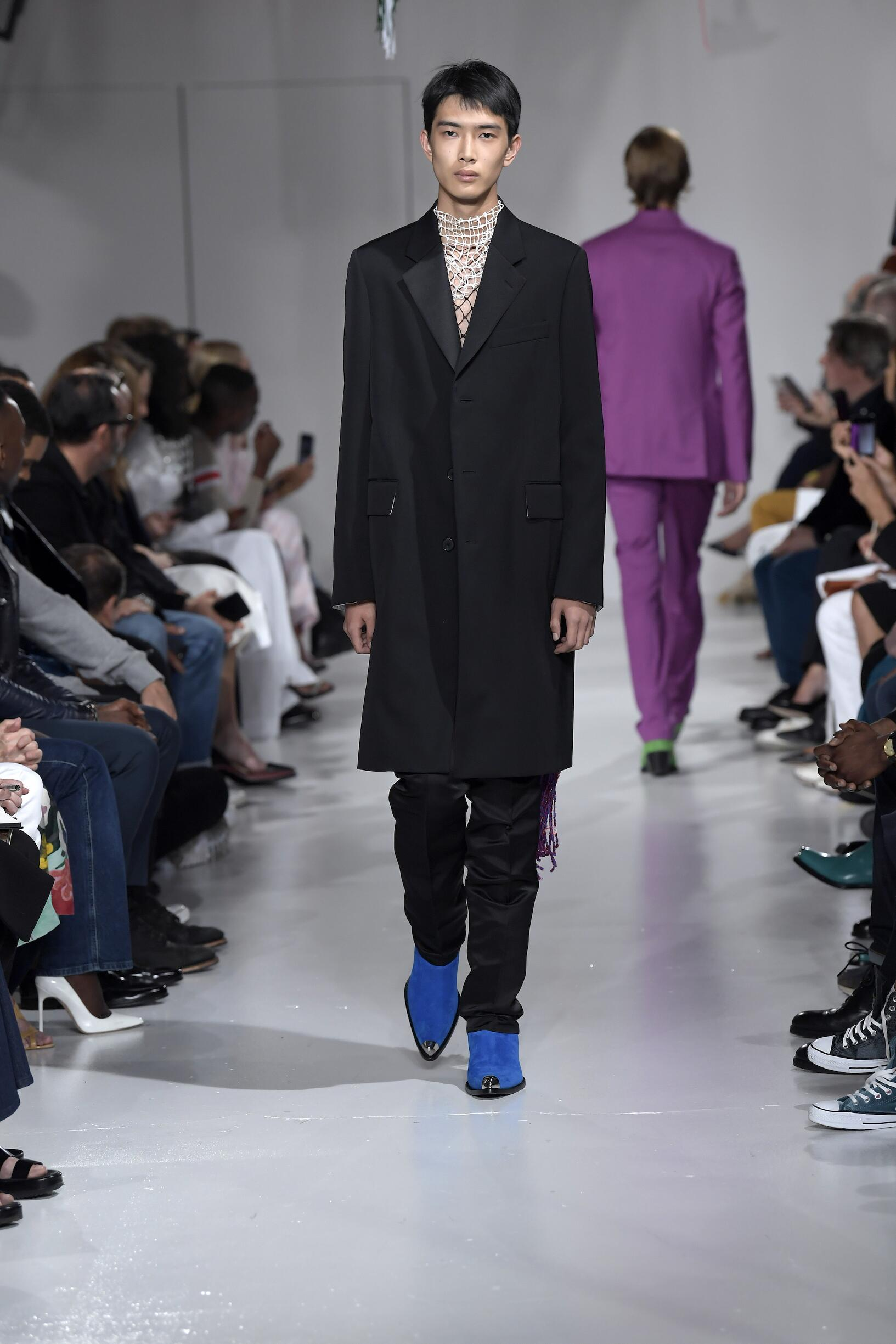 Calvin Klein 205W39NYC Man 2018 New York Trends