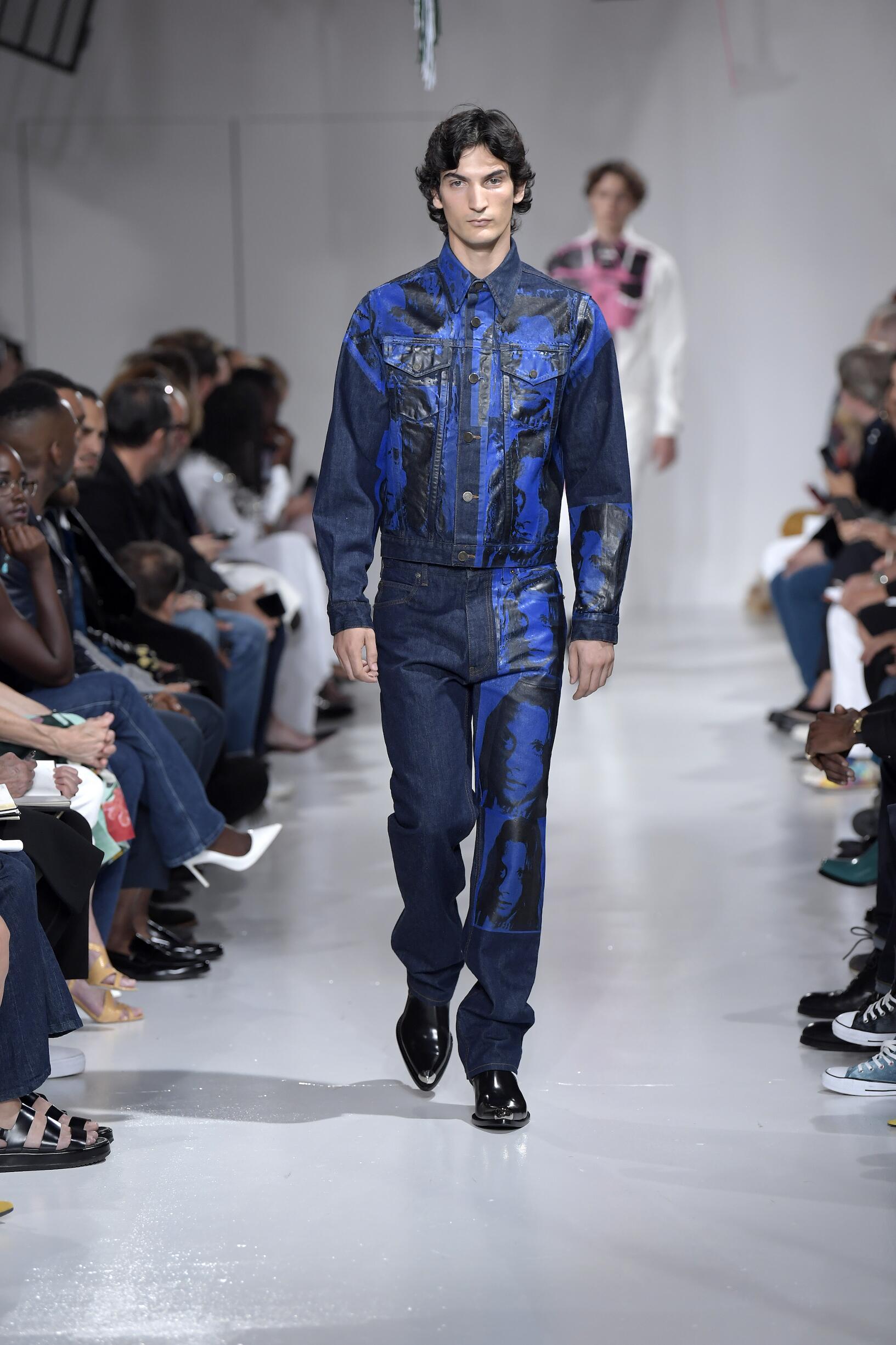 Calvin Klein 205W39NYC New York Fashion Week Menswear