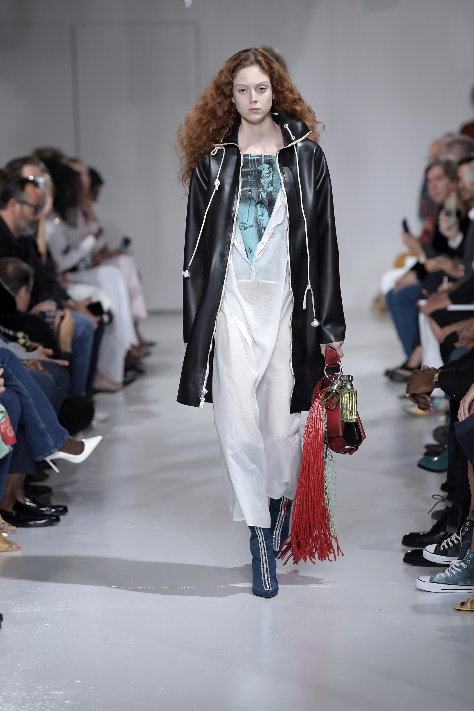 Calvin Klein 205W39NYC New York Fashion Week