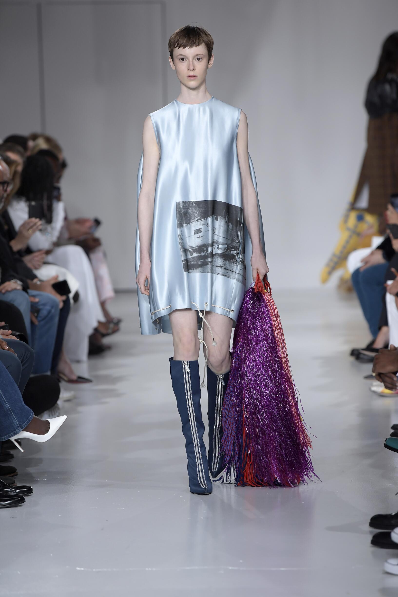 Calvin Klein 205W39NYC SS 2018 Womenswear
