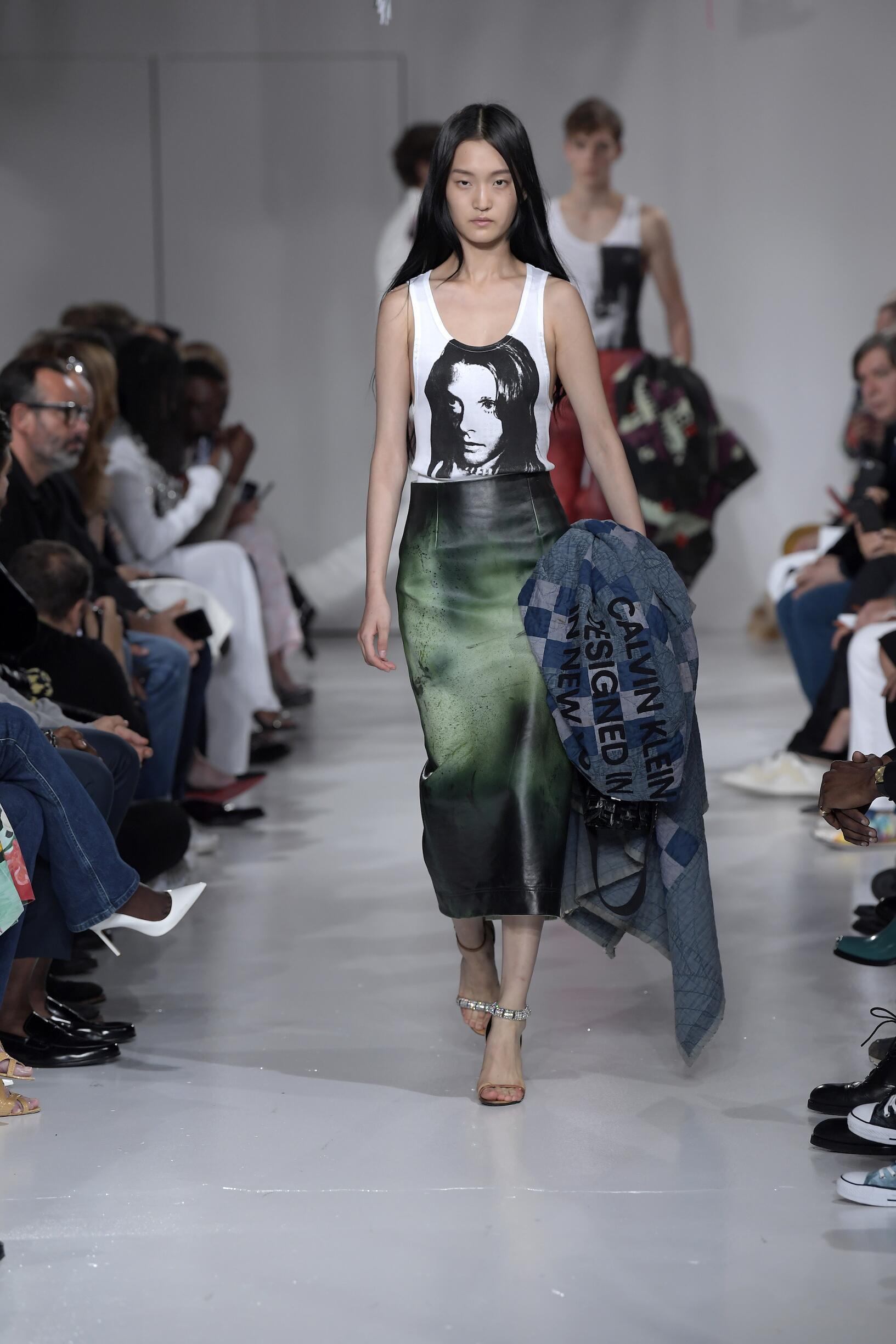 Calvin Klein 205W39NYC Spring Summer 2018