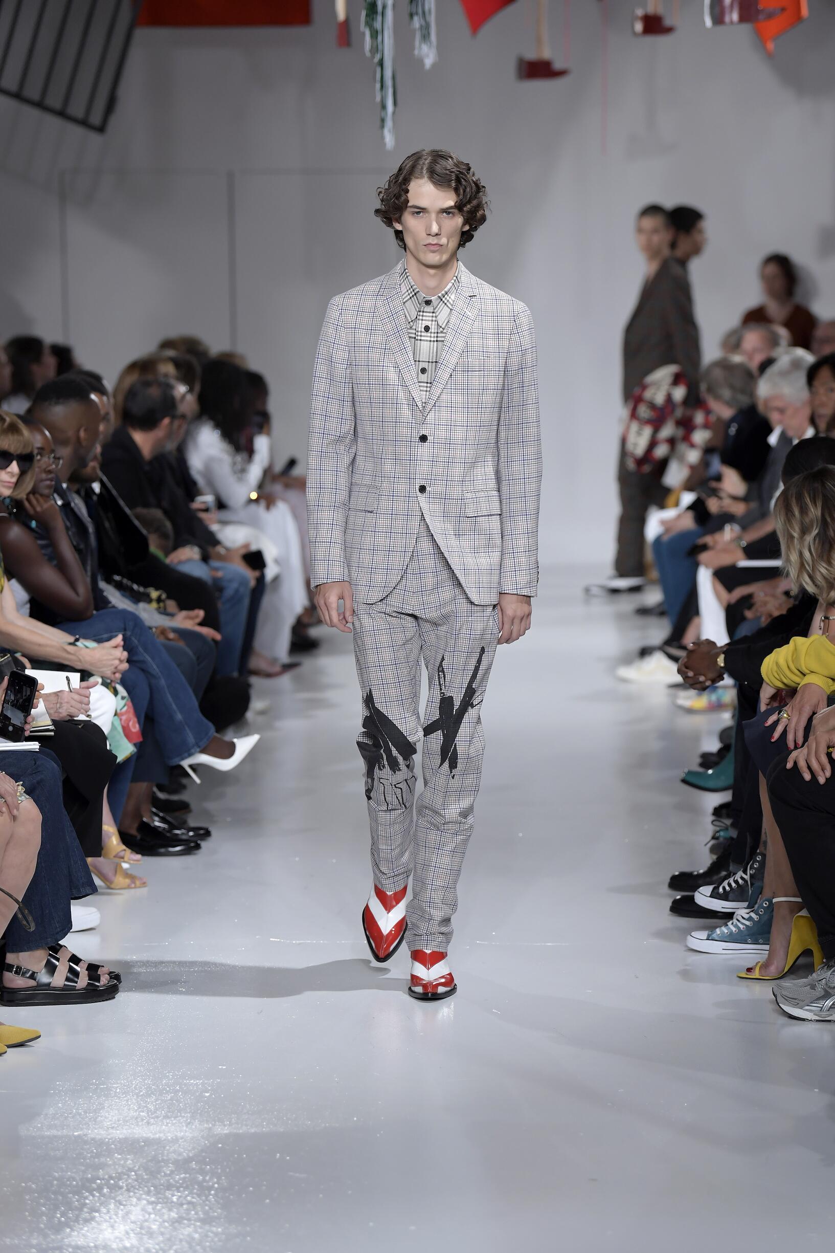 Calvin Klein 205W39NYC Style