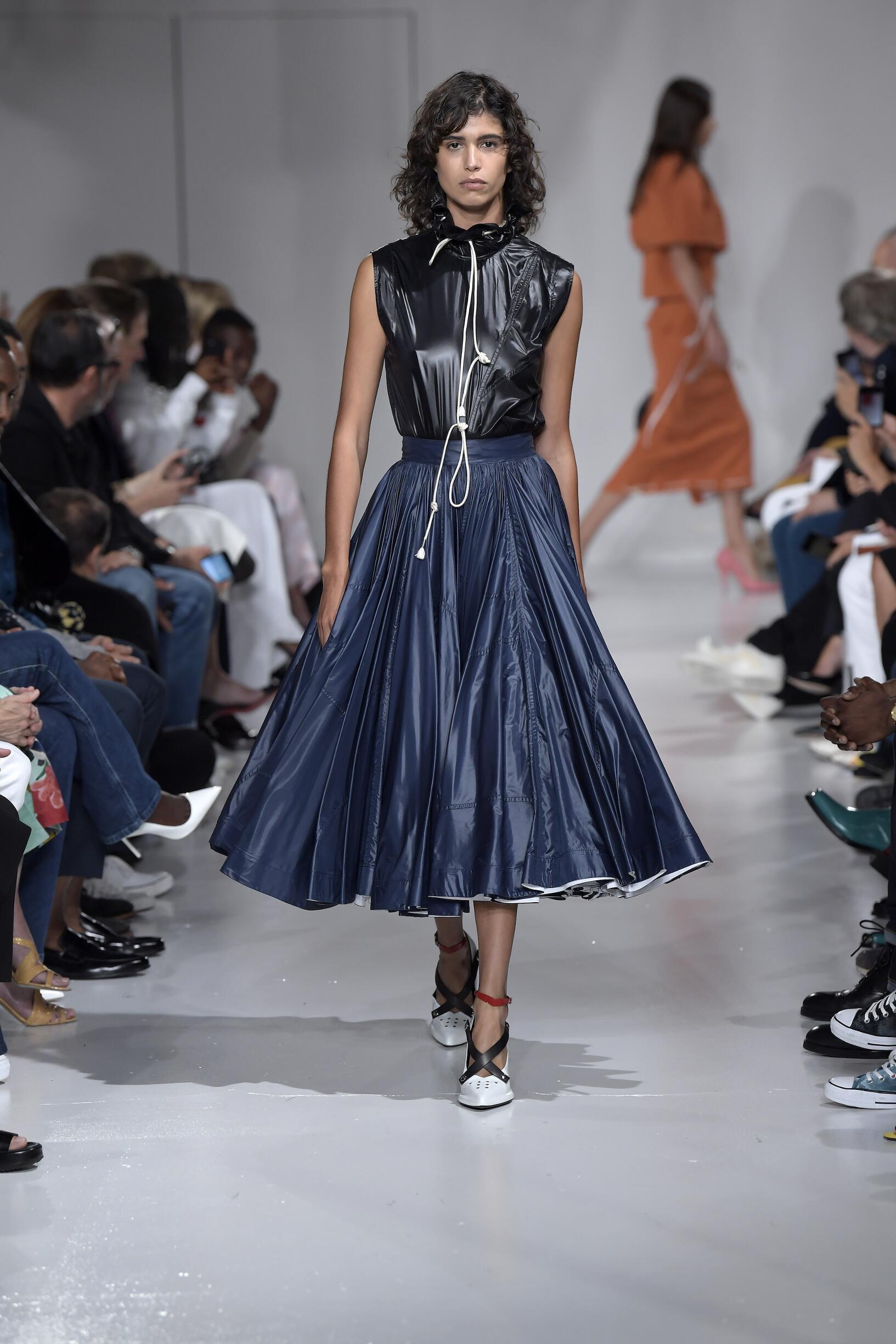 Fashion 2018 Catwalk Calvin Klein 205W39NYC Summer