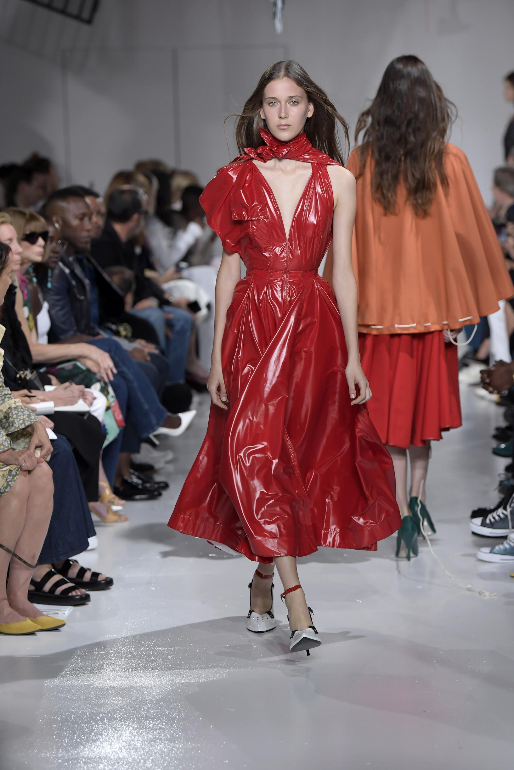 Fashion 2018 Catwalk Calvin Klein 205W39NYC