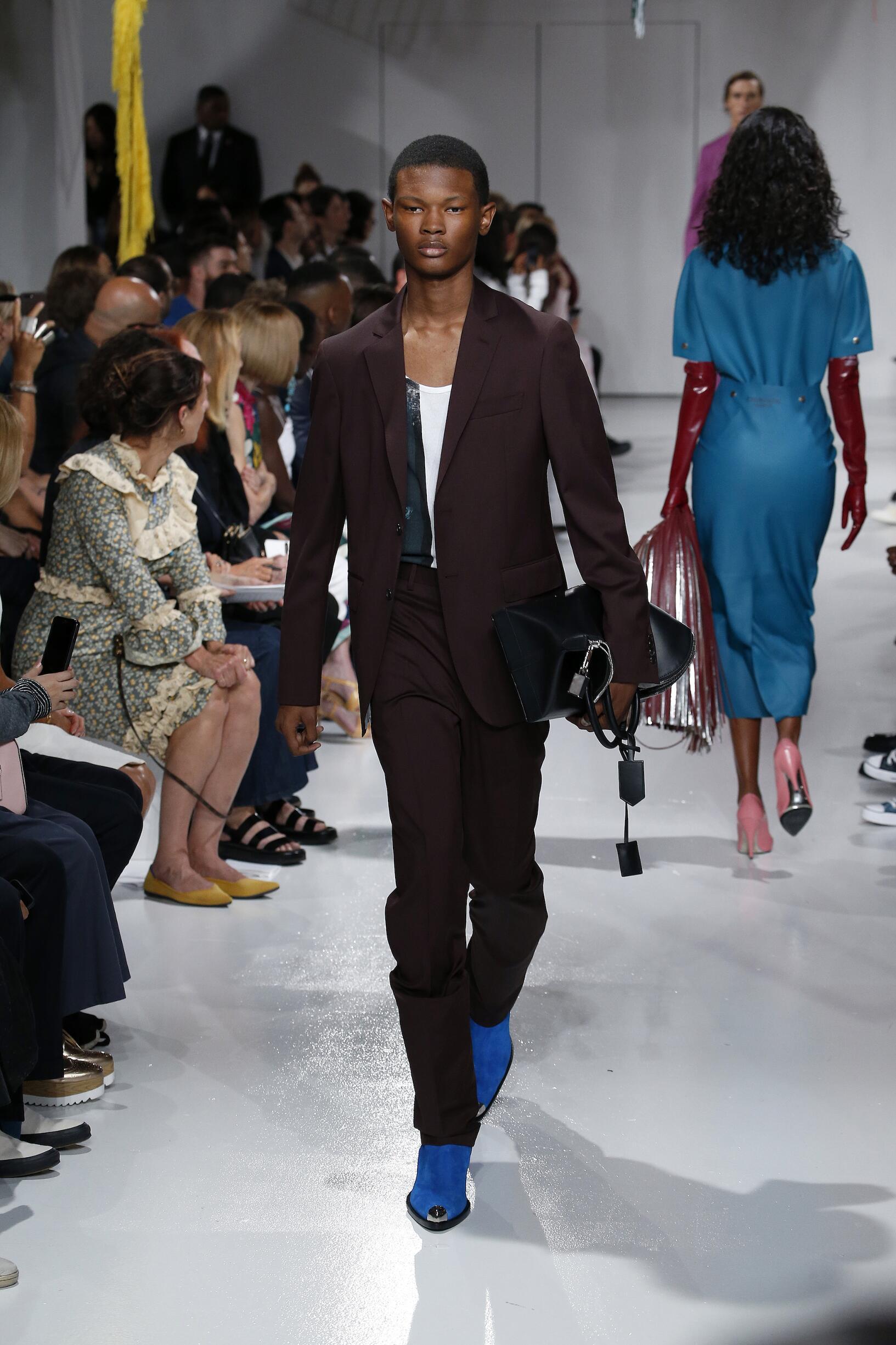 Fashion 2018 Men Style Calvin Klein 205W39NYC