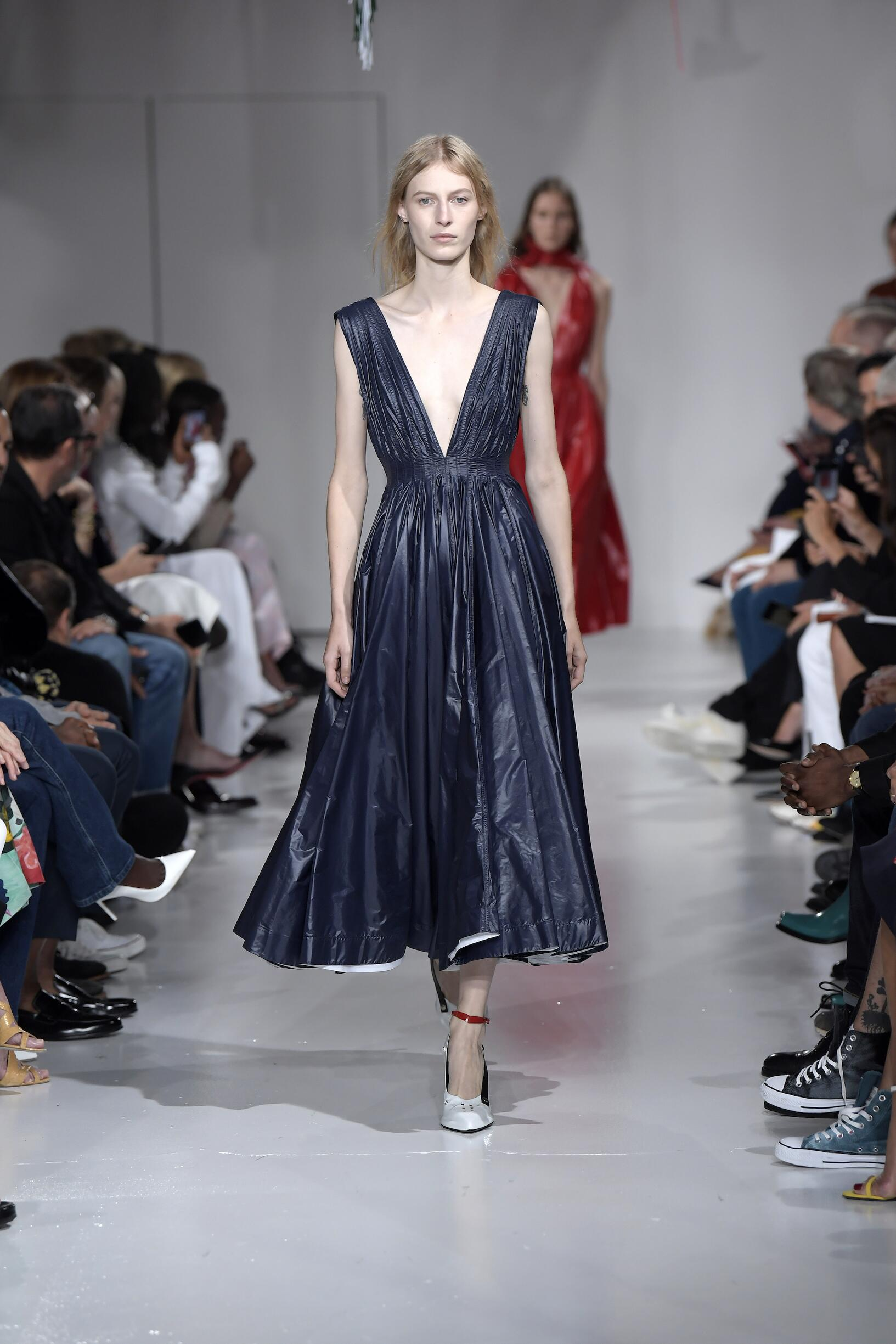 Fashion 2018 Woman Style Calvin Klein 205W39NYC