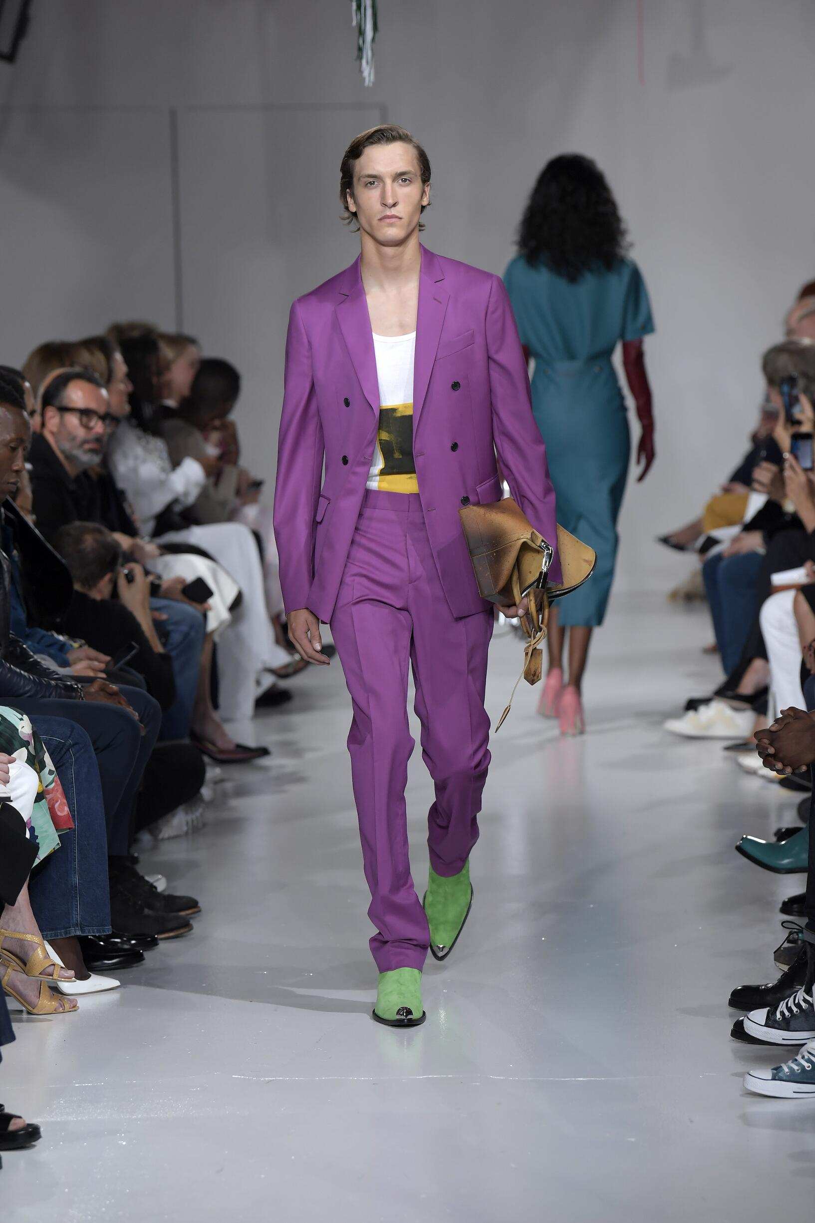 Menswear Fashion 2018 Catwalk Calvin Klein 205W39NYC