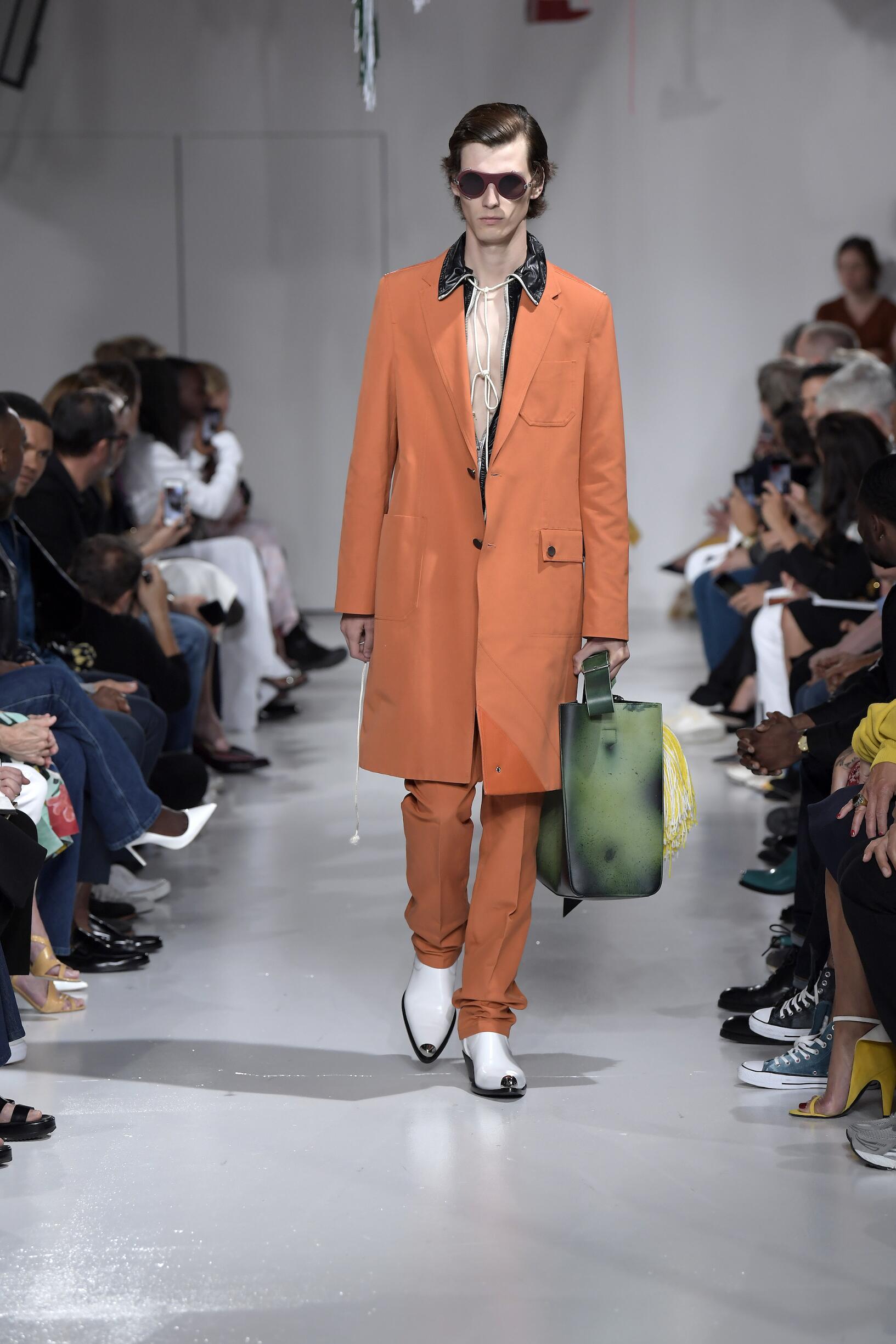 Menswear Summer Calvin Klein 205W39NYC 2018
