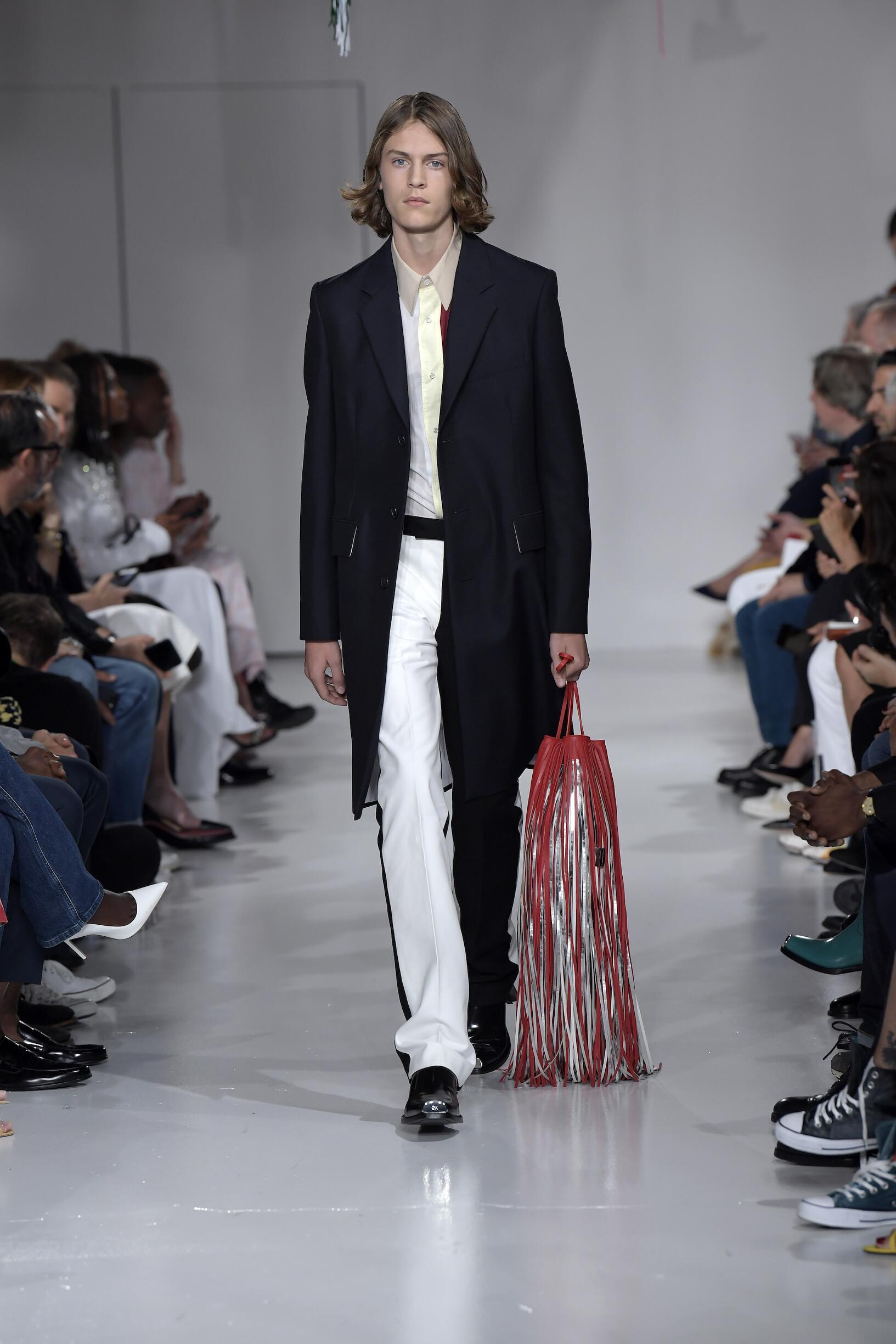 SS 2018 Calvin Klein 205W39NYC Fashion Show New York Fashion Week