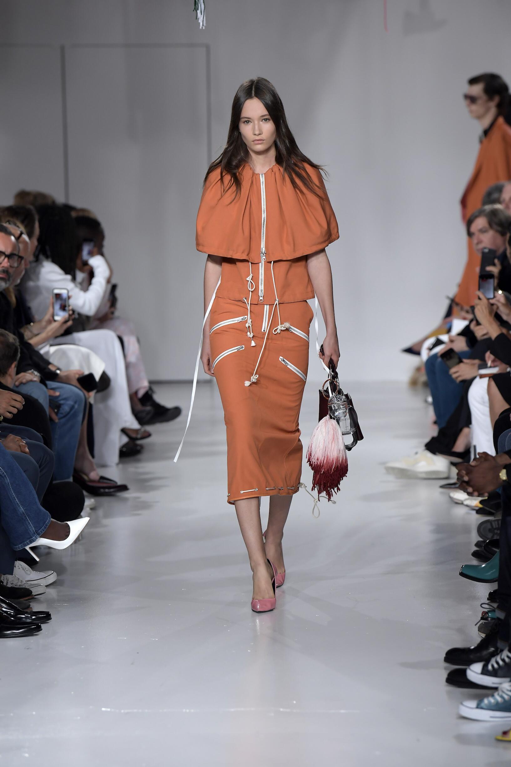 SS 2018 Calvin Klein 205W39NYC Fashion Show New York
