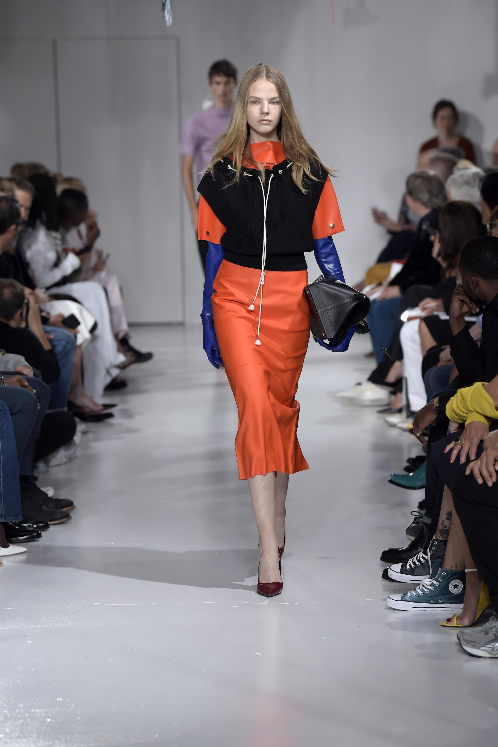 SS 2018 Calvin Klein 205W39NYC Show New York Fashion Week