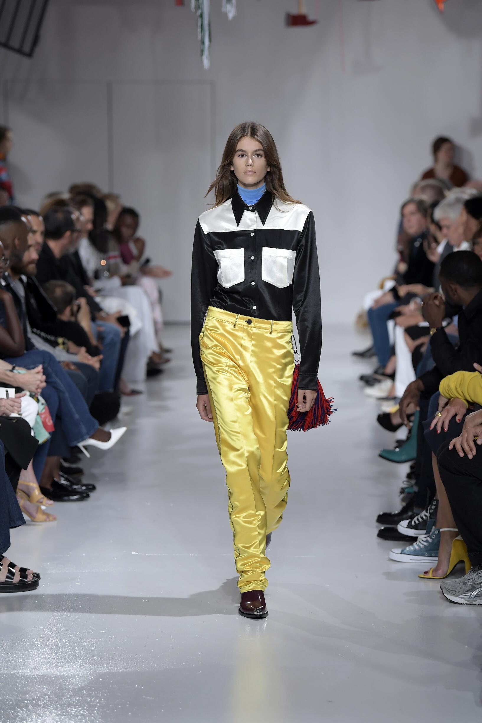 SS 2018 Fashion Show Calvin Klein 205W39NYC