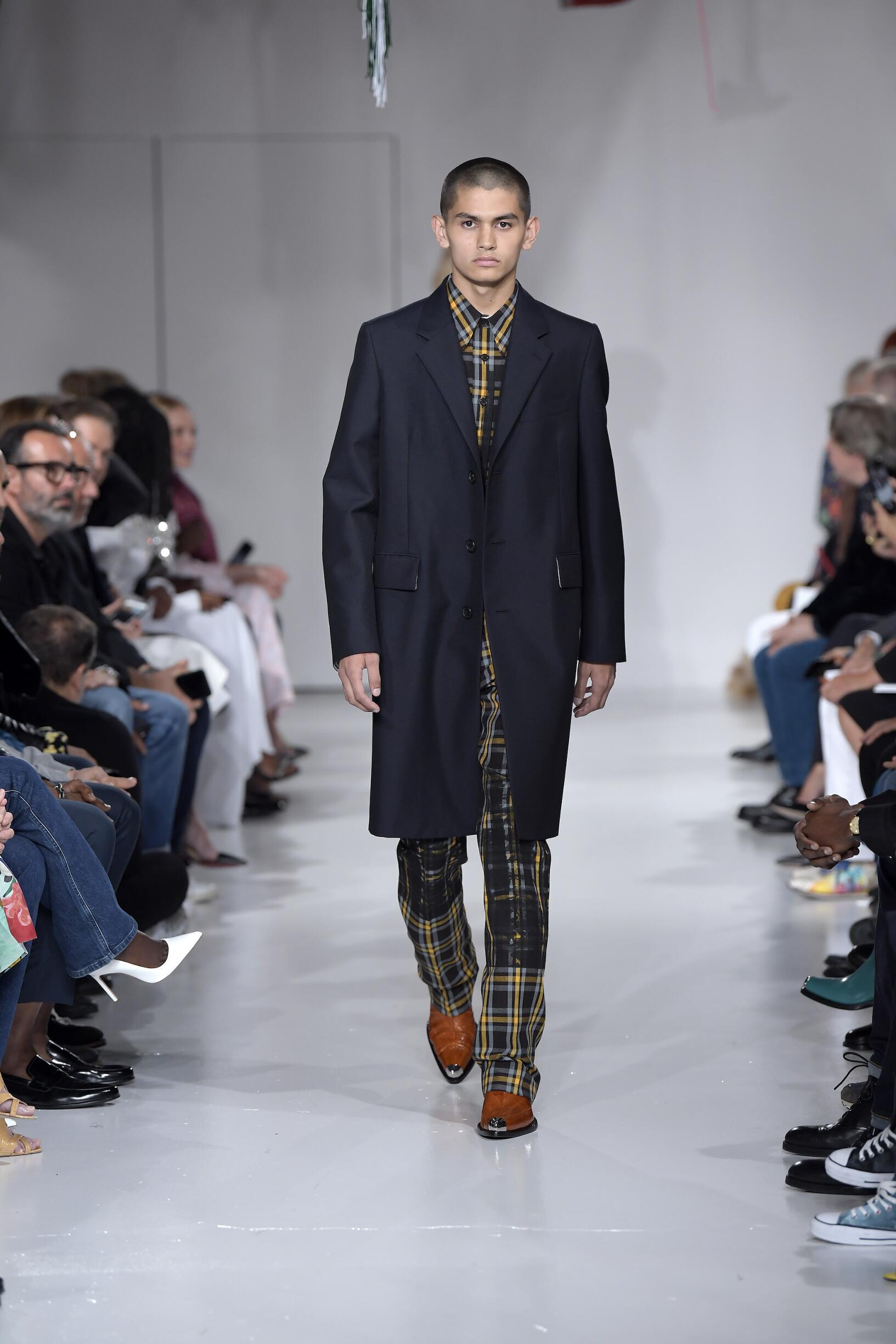 Spring 2018 Fashion Trends Calvin Klein 205W39NYC