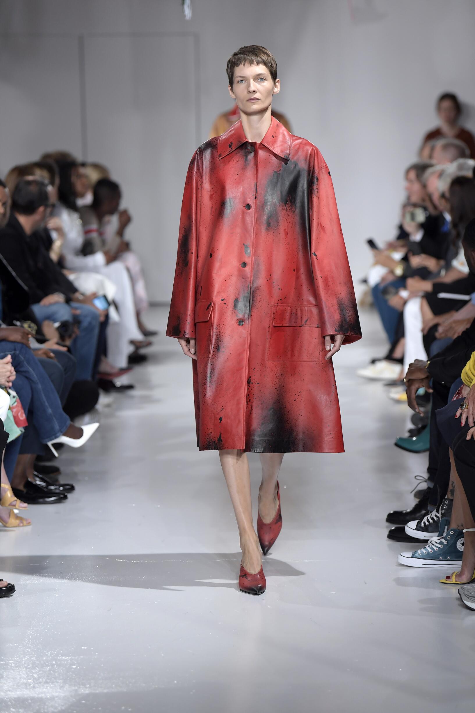 Spring Fashion Trends 2018 Calvin Klein 205W39NYC