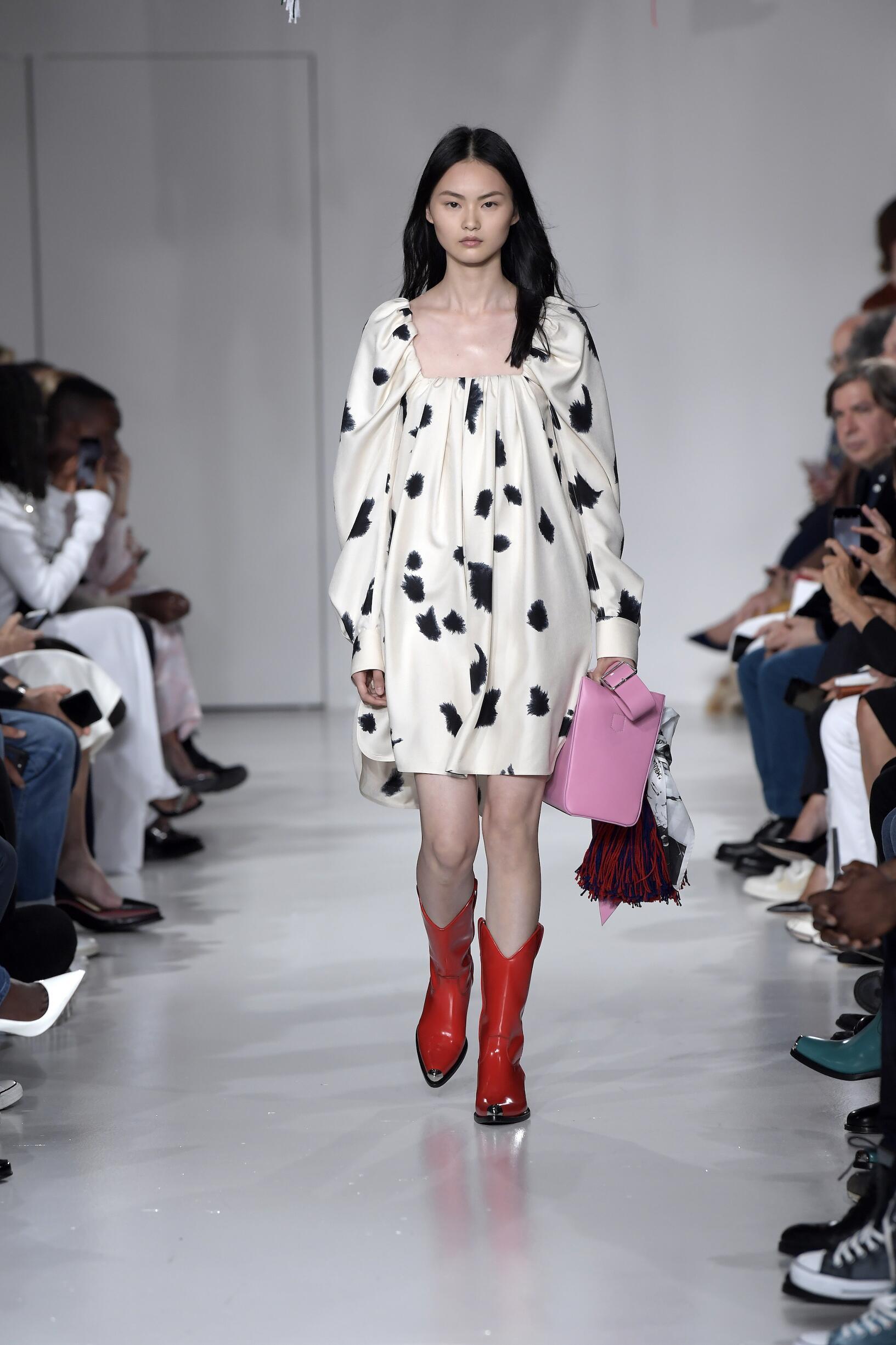 Spring Summer Fashion Trends 2018 Calvin Klein 205W39NYC