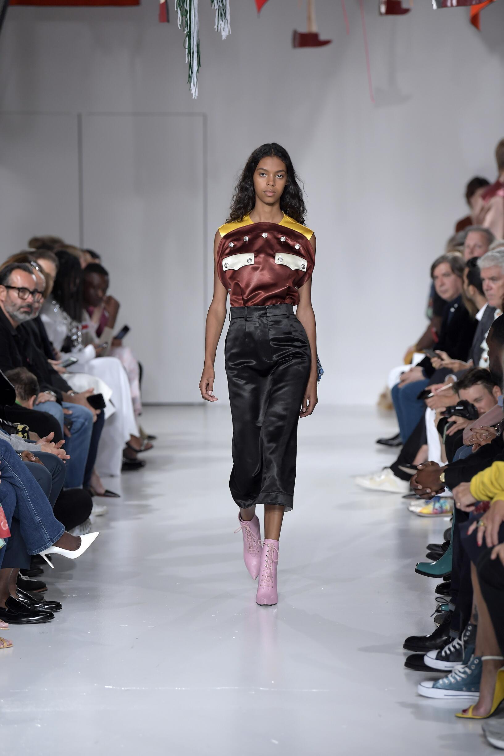 Summer 2018 Fashion Trends Calvin Klein 205W39NYC