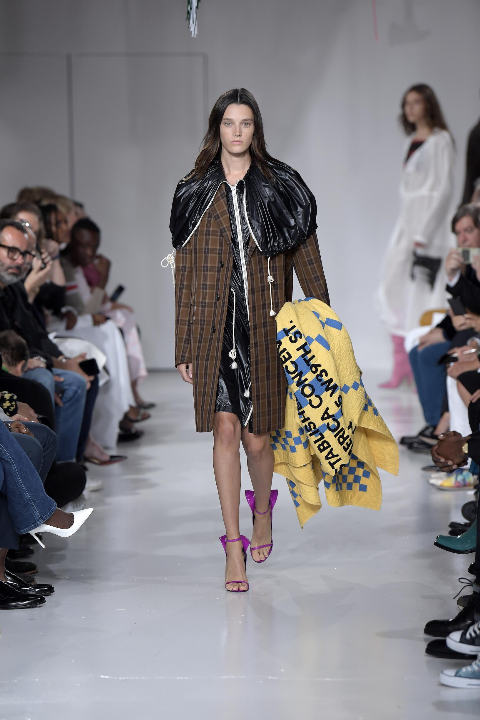 Summer 2018 Woman Trends Calvin Klein 205W39NYC