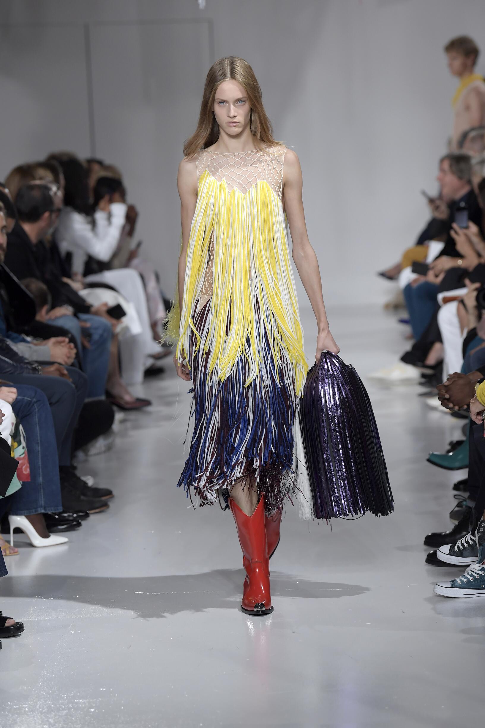 Trends Womenswear Spring Summer Calvin Klein 205W39NYC 2018