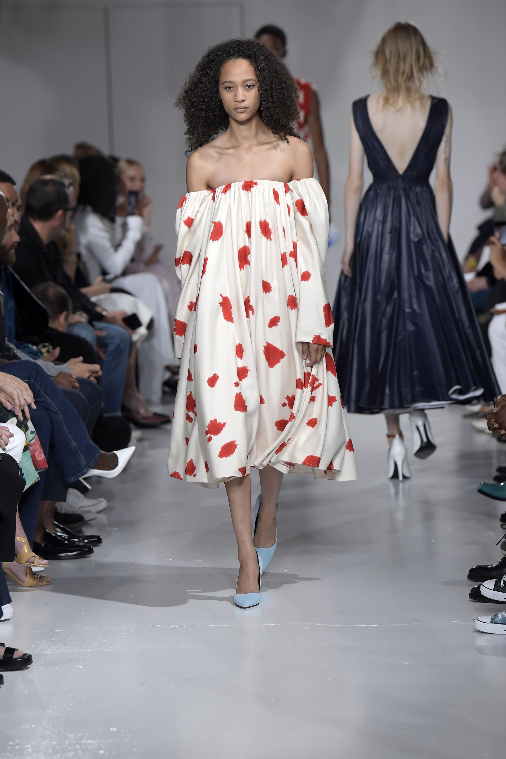 Womenswear Spring Summer Calvin Klein 205W39NYC 2018 Trends