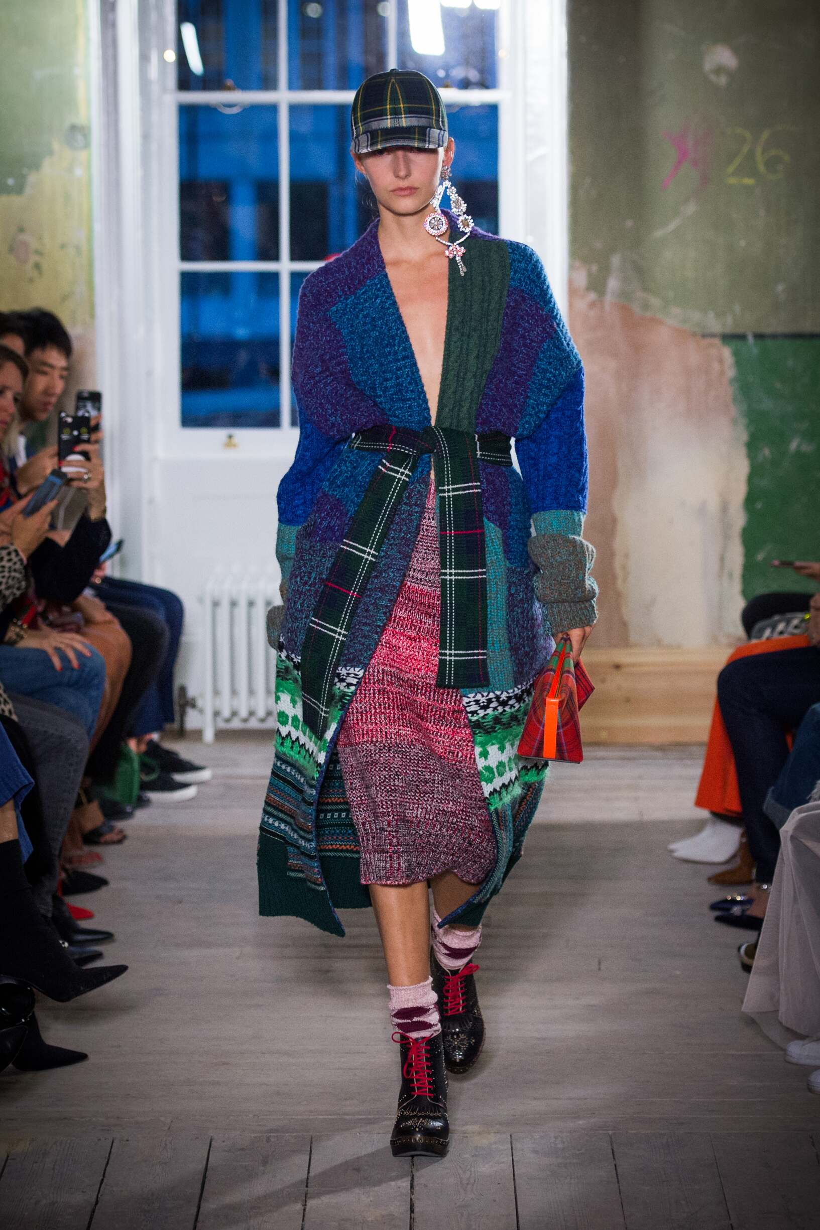 Burberry September 2017 Collection Look 15 London Fashion Week