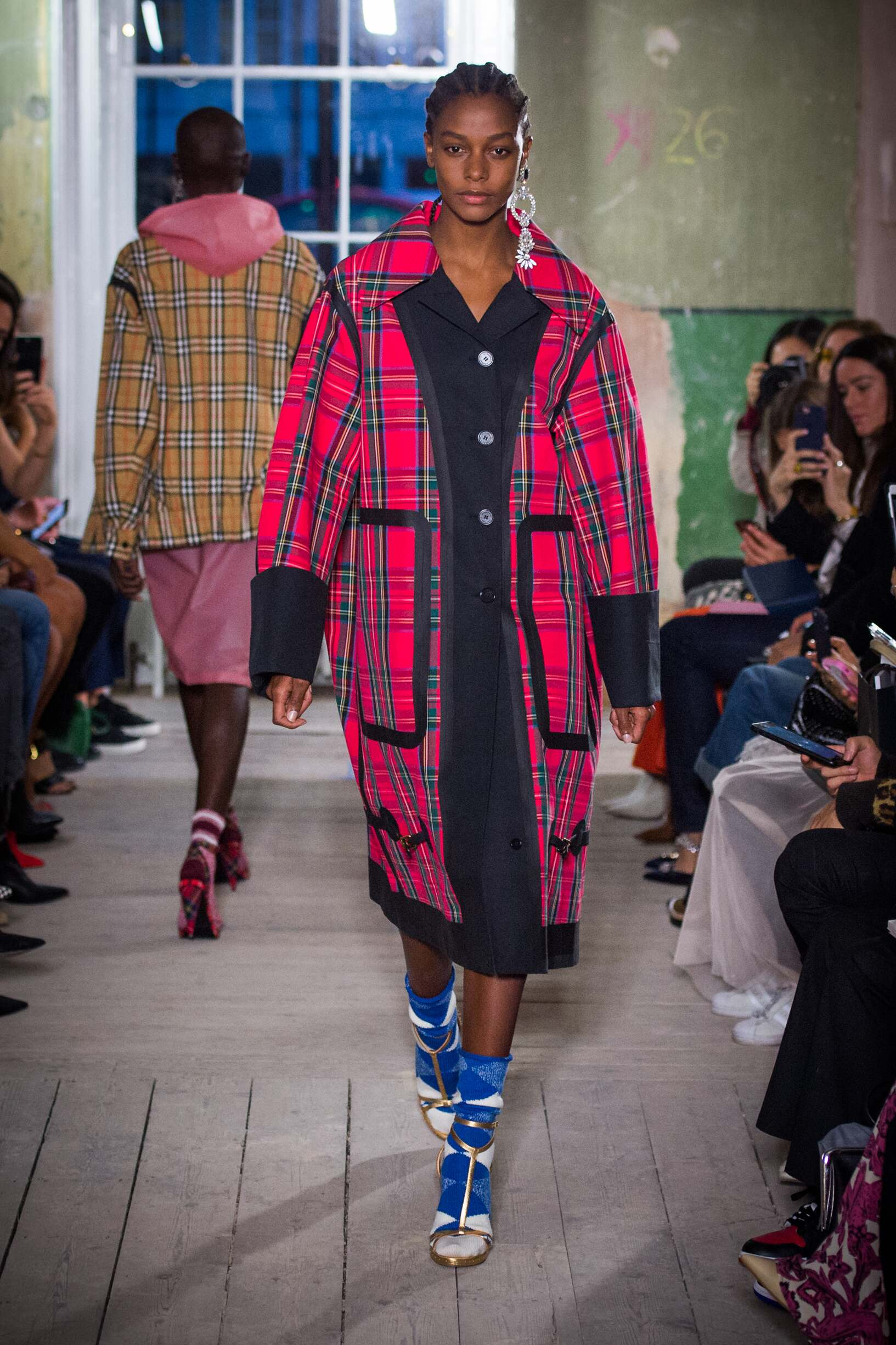 Burberry September 2017 Collection Look 23 London Fashion Week