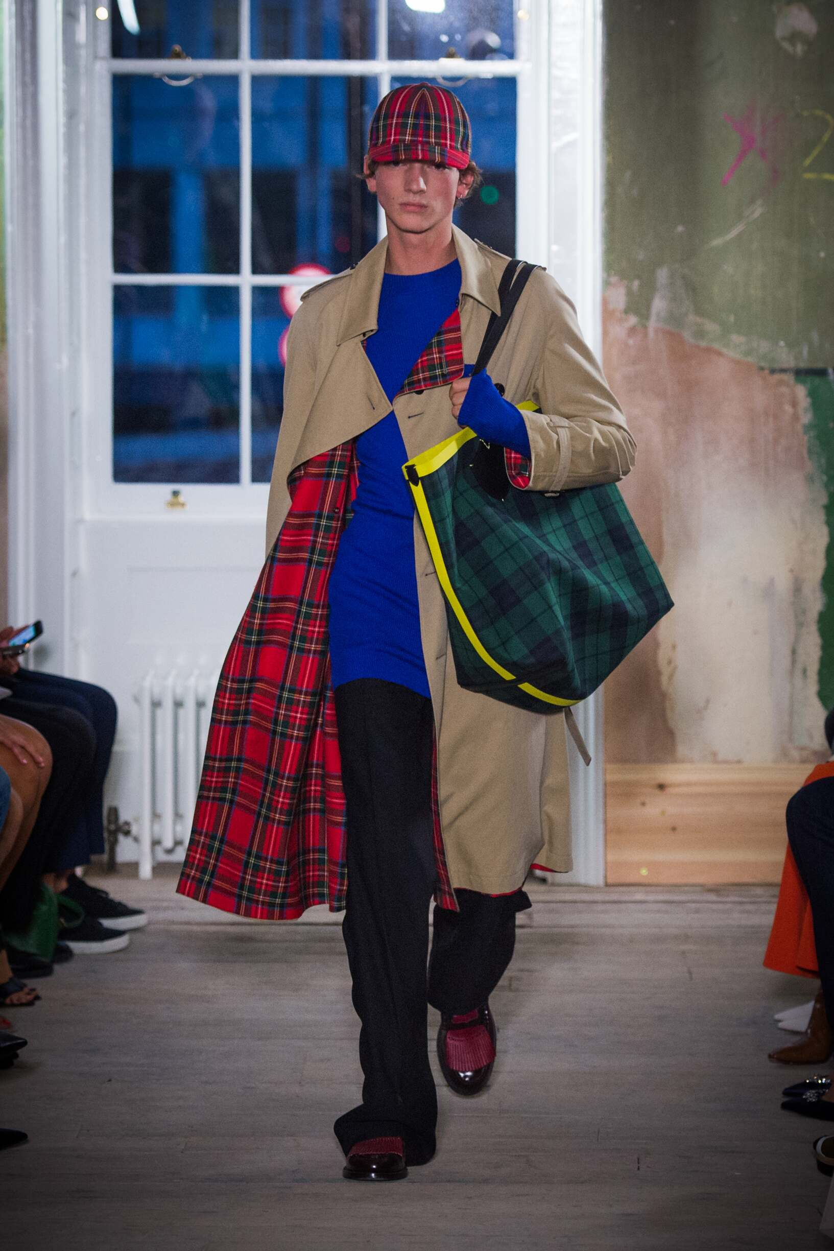 Burberry September 2017 Collection Look 30 London Fashion Week