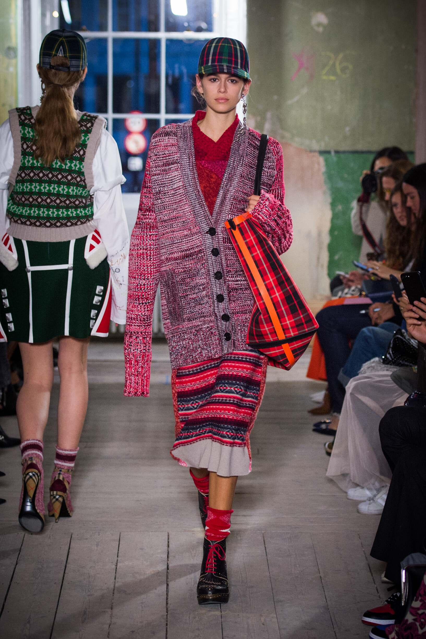Burberry September 2017 Collection Look 32 London Fashion Week