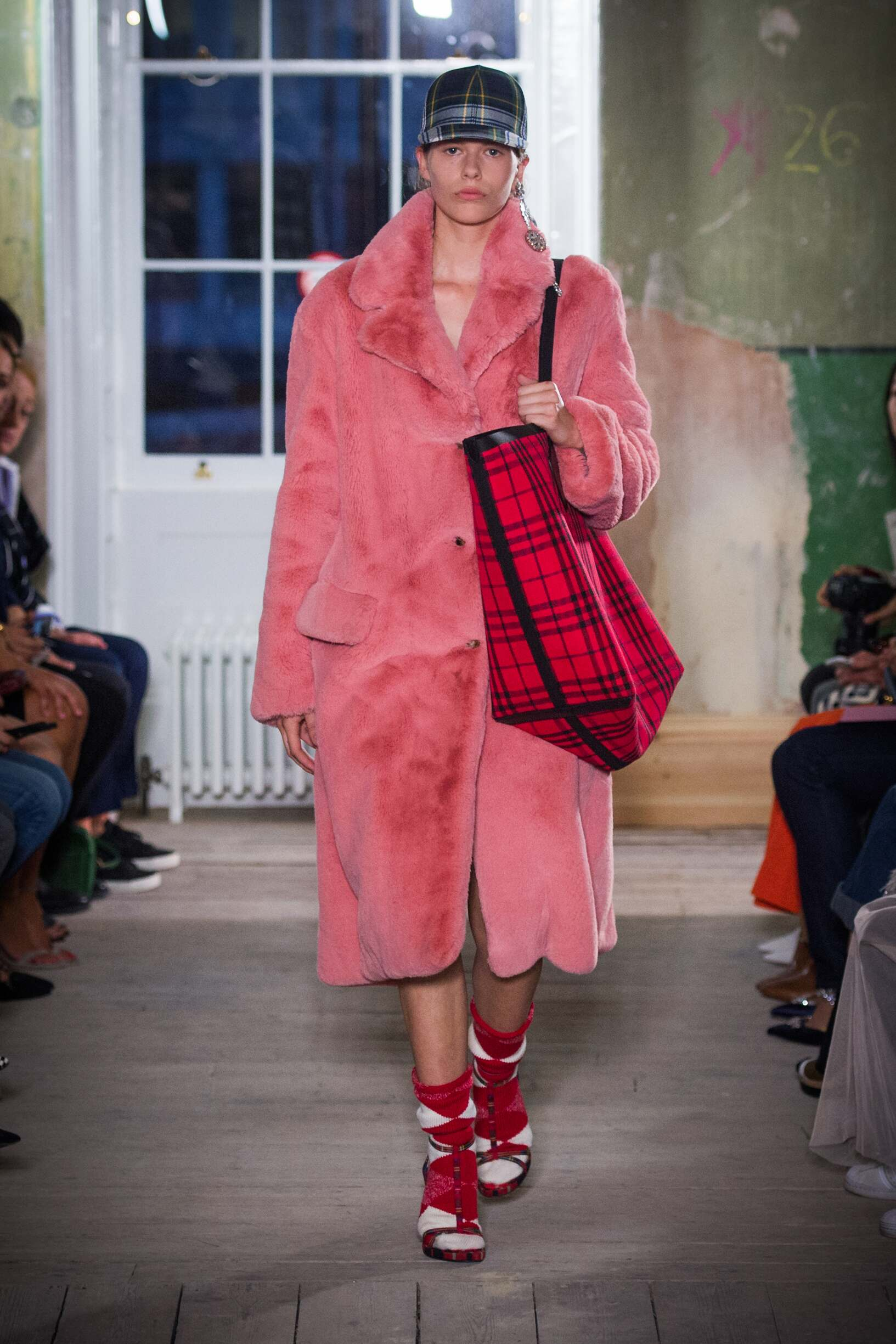 Burberry September 2017 Collection Look 61 London Fashion Week