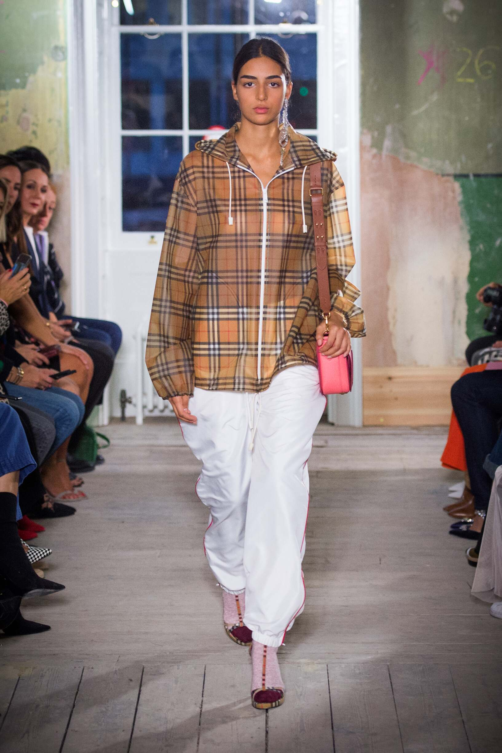Burberry September 2017 Collection Look 68 London Fashion Week