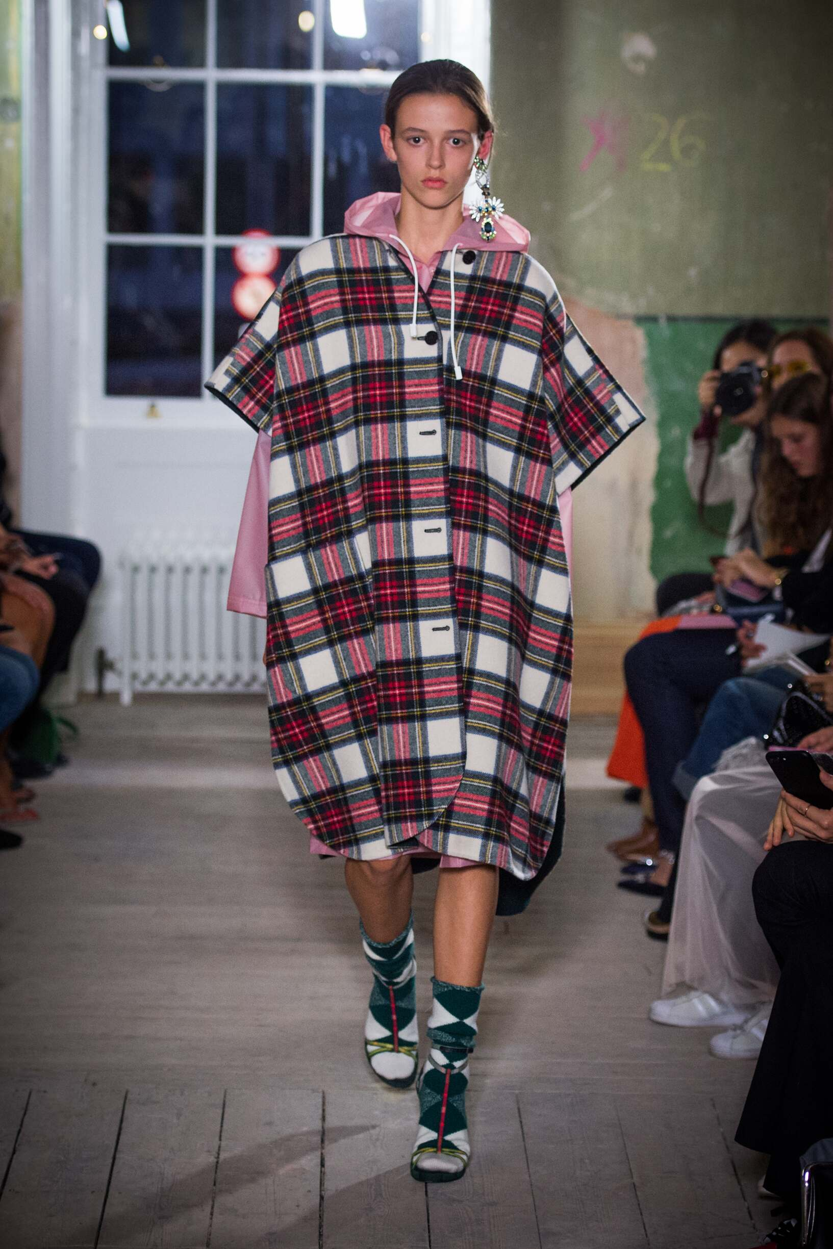 Burberry September 2017 Collection Look 78 London Fashion Week