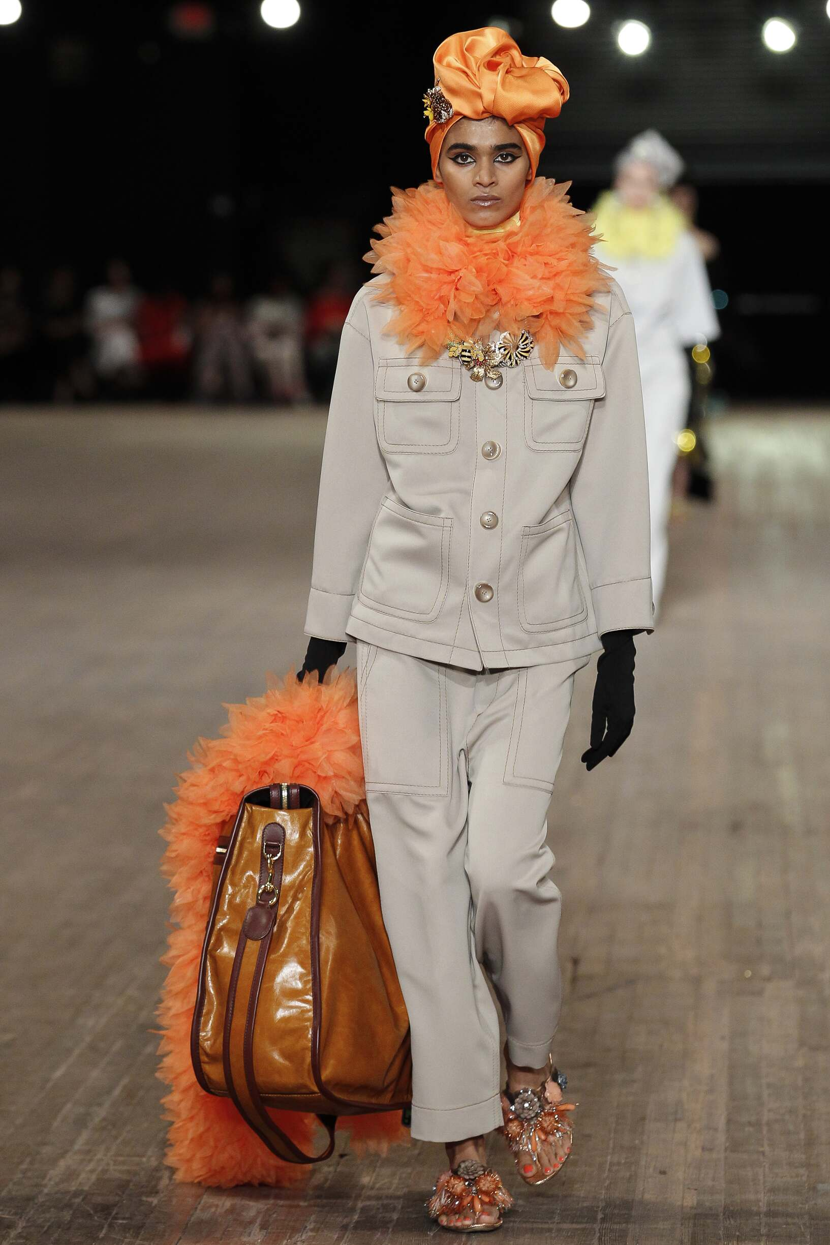 Catwalk Marc Jacobs Woman Fashion Show Summer 2018