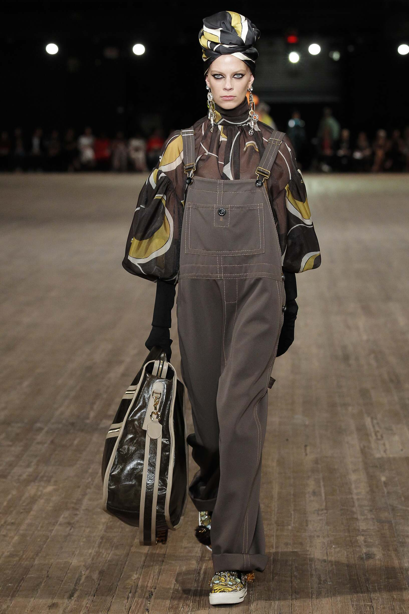 Marc Jacobs Summer 2018 Catwalk