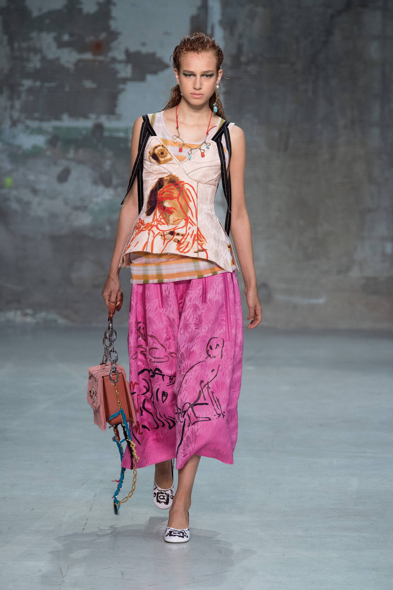 2018 Catwalk Marni Summer