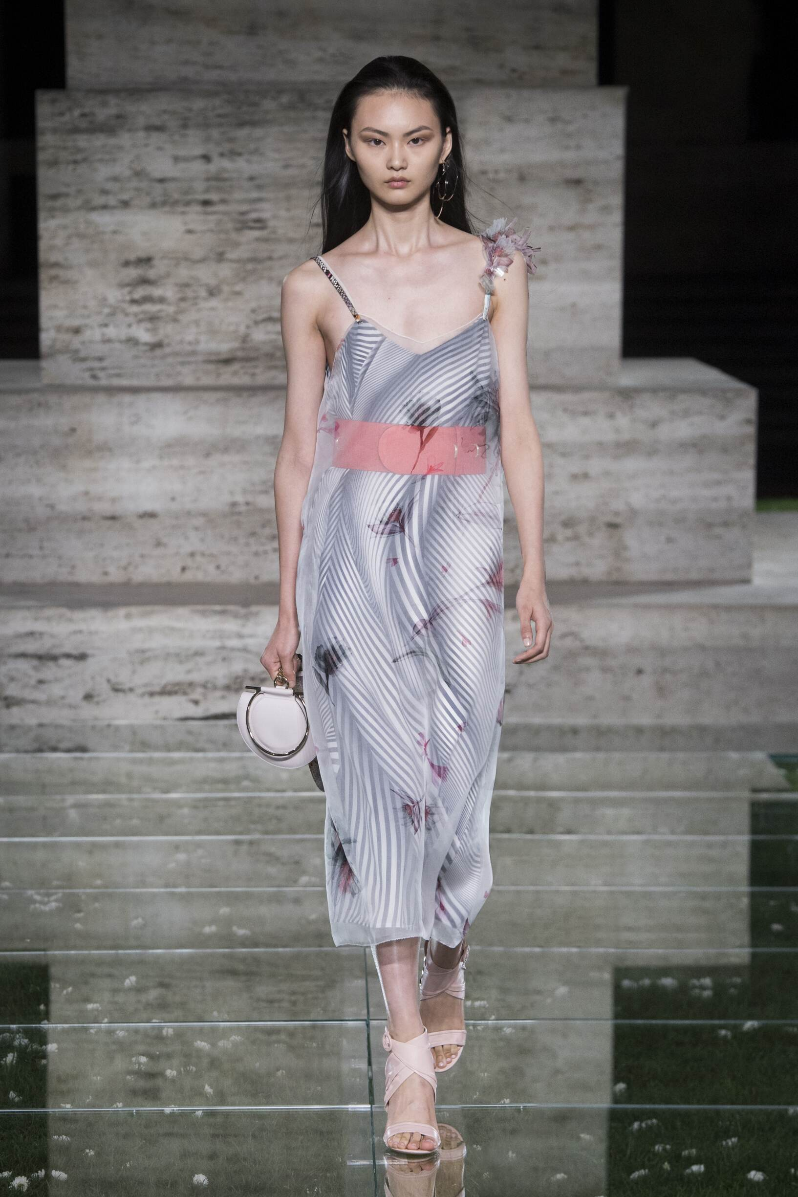 2018 Catwalk Salvatore Ferragamo