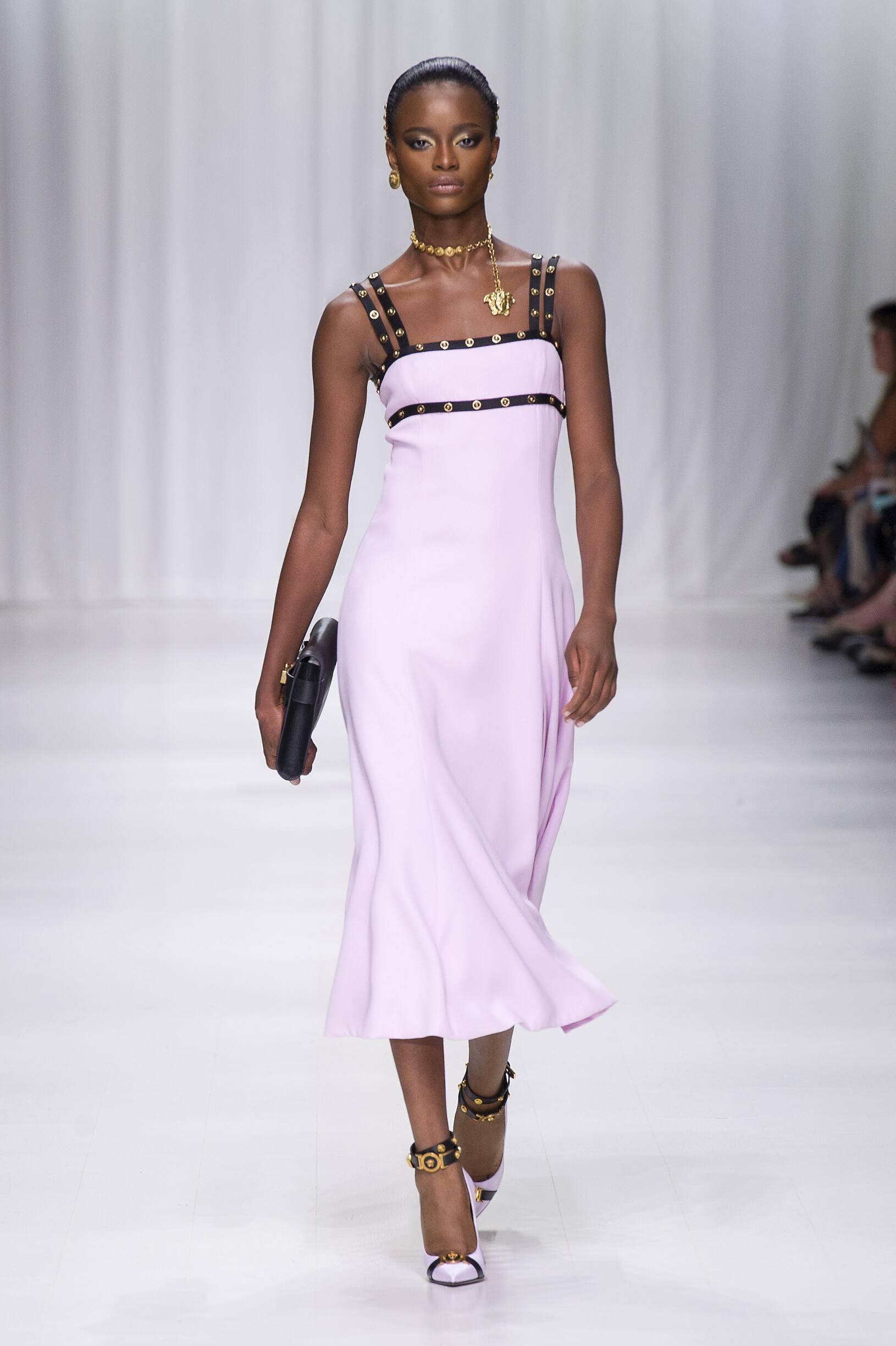 2018 Catwalk Versace Summer