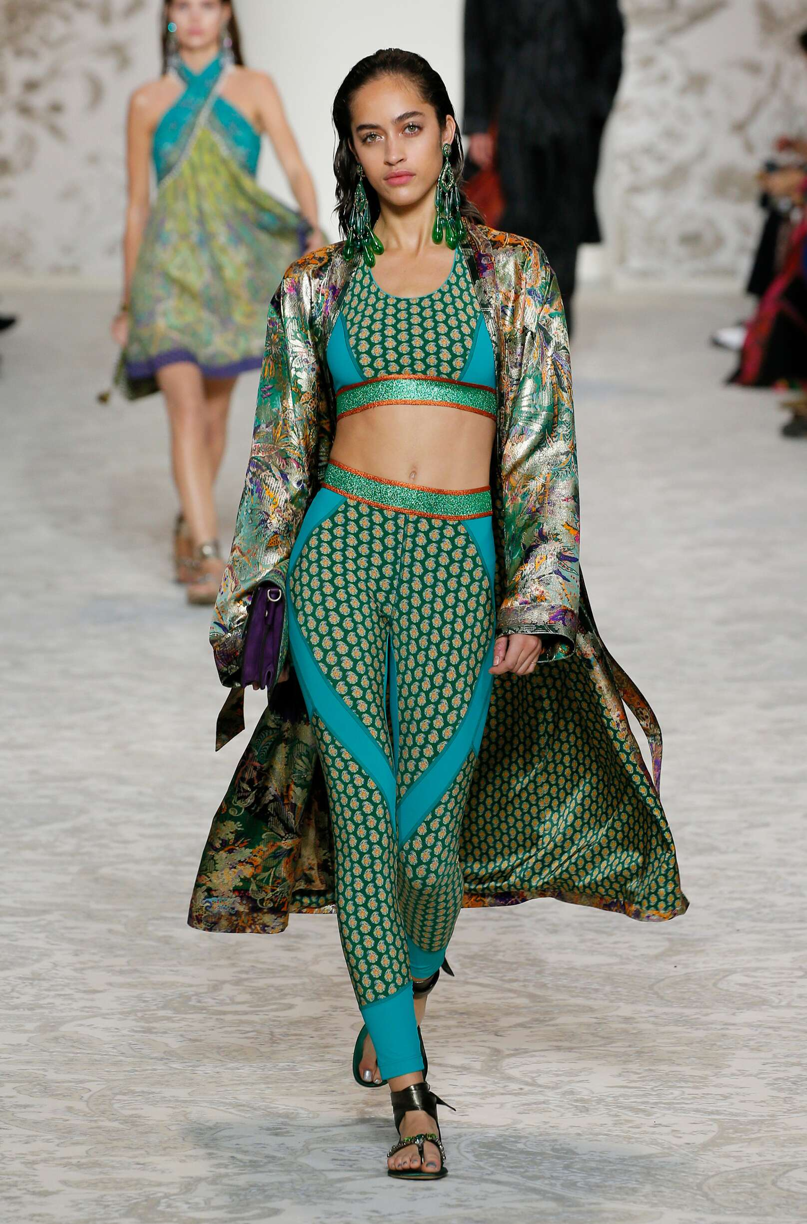 2018 Etro Trends Milan Fashion