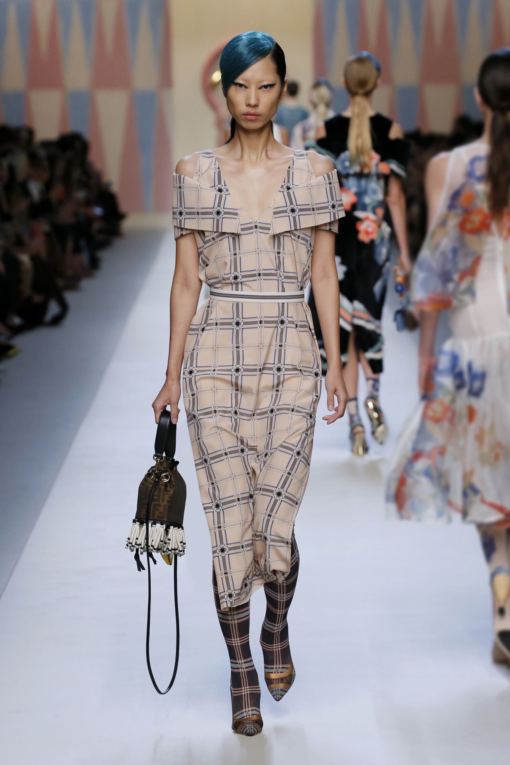 2018 Fendi Summer Catwalk