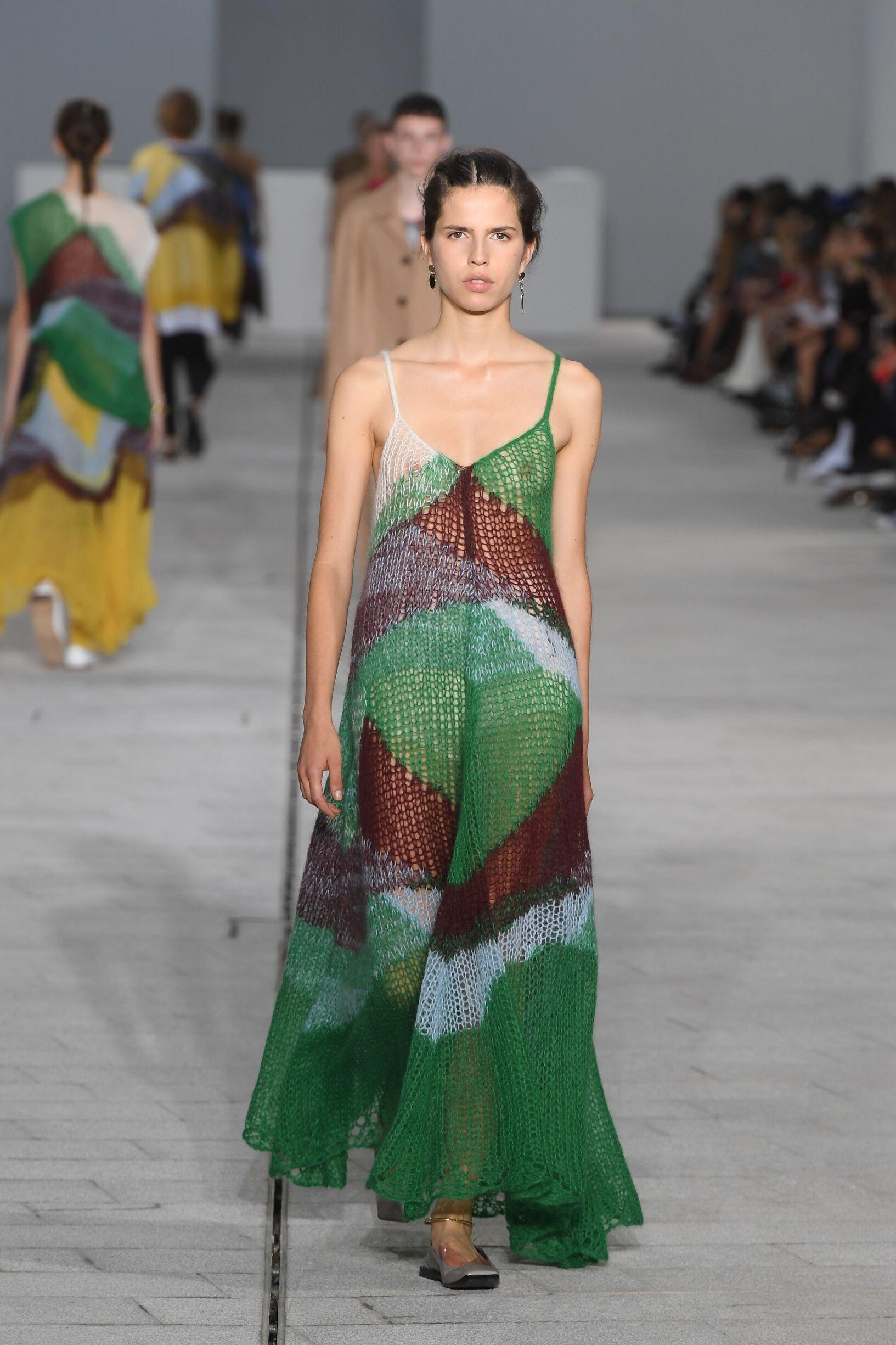 2018 Jil Sander Catwalk Milan Fashion Week