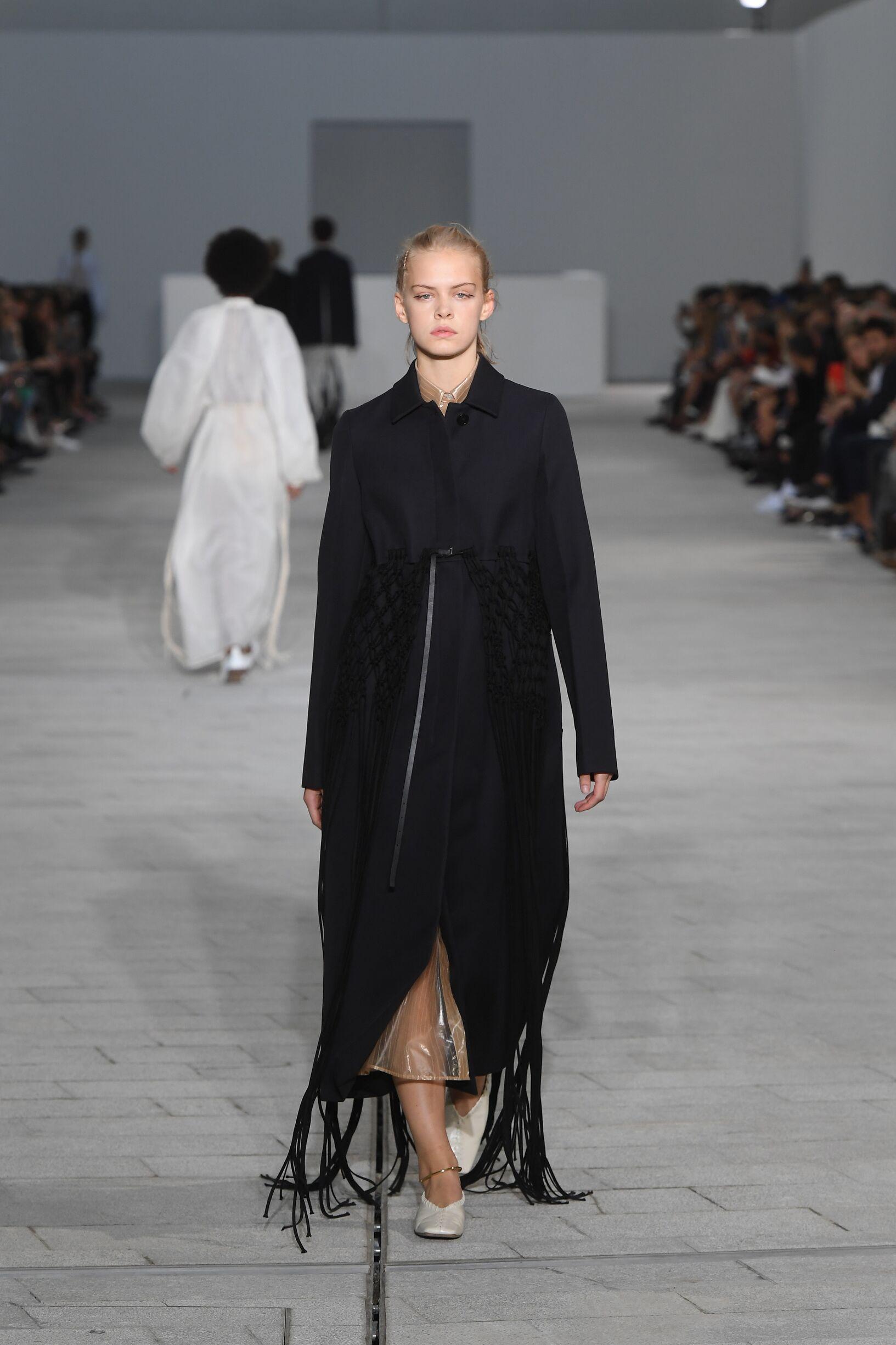 2018 Jil Sander Trends Milan Fashion Week
