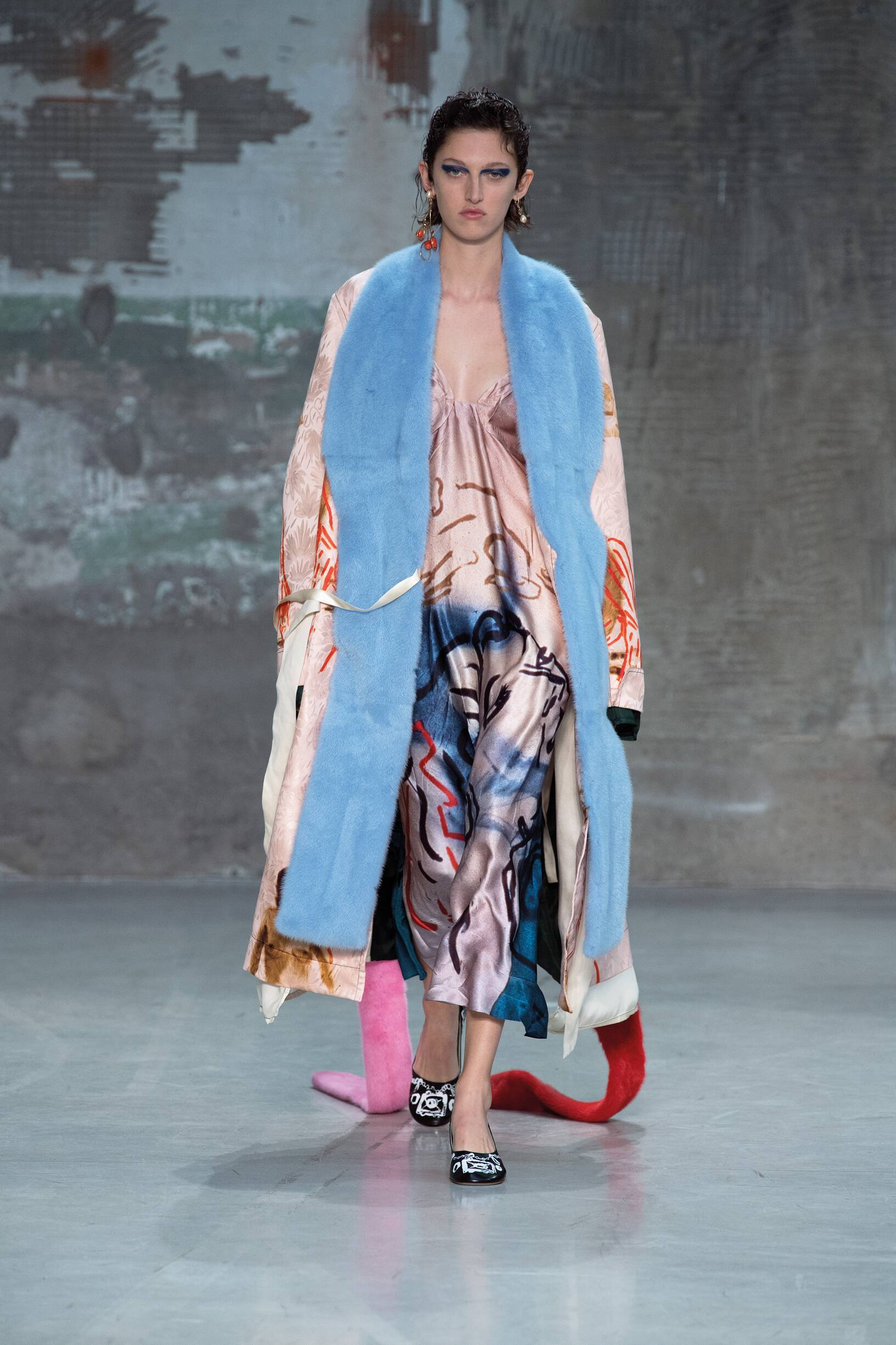 2018 Marni Spring Summer Woman