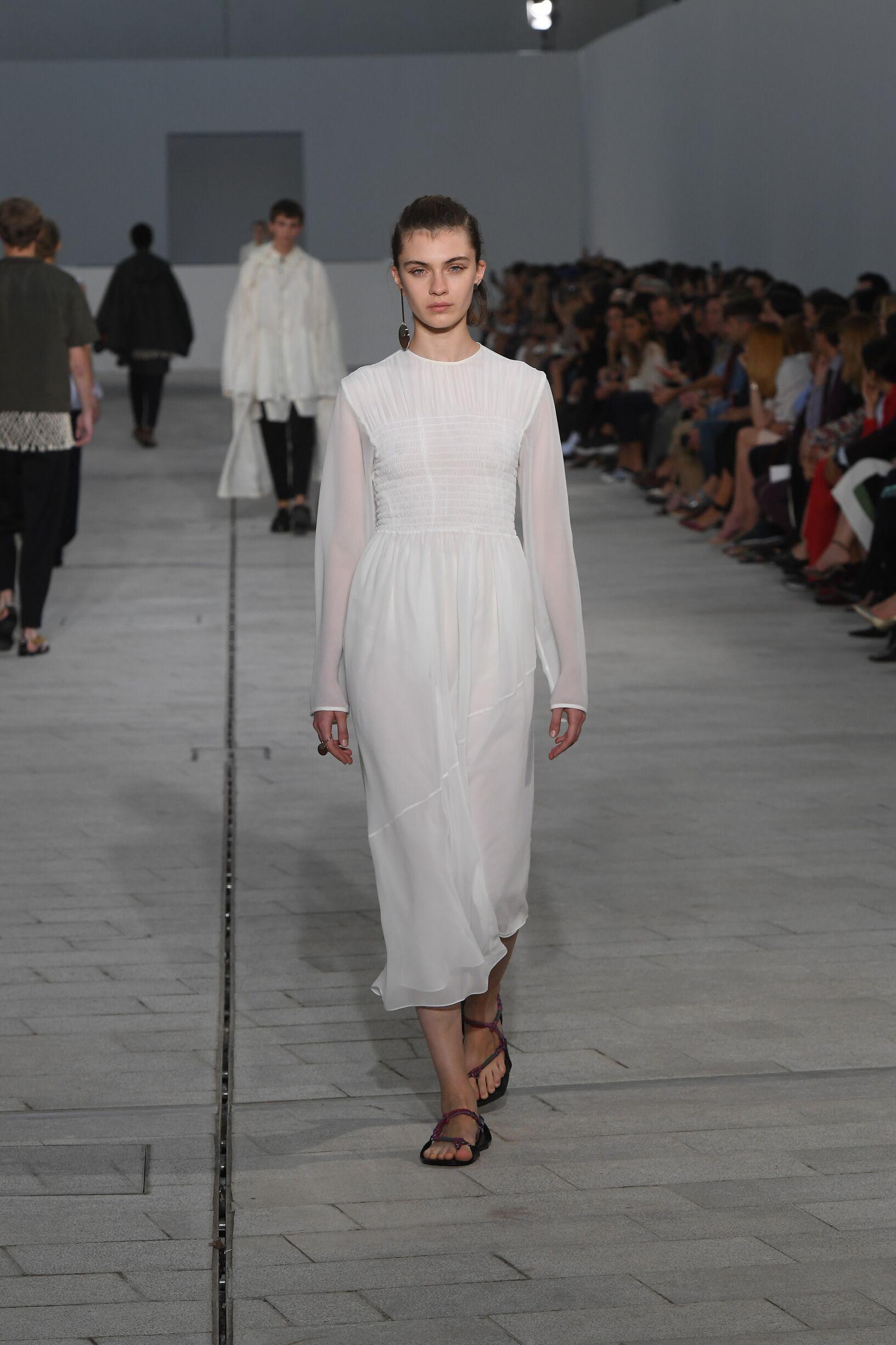 2018 Woman Style Jil Sander