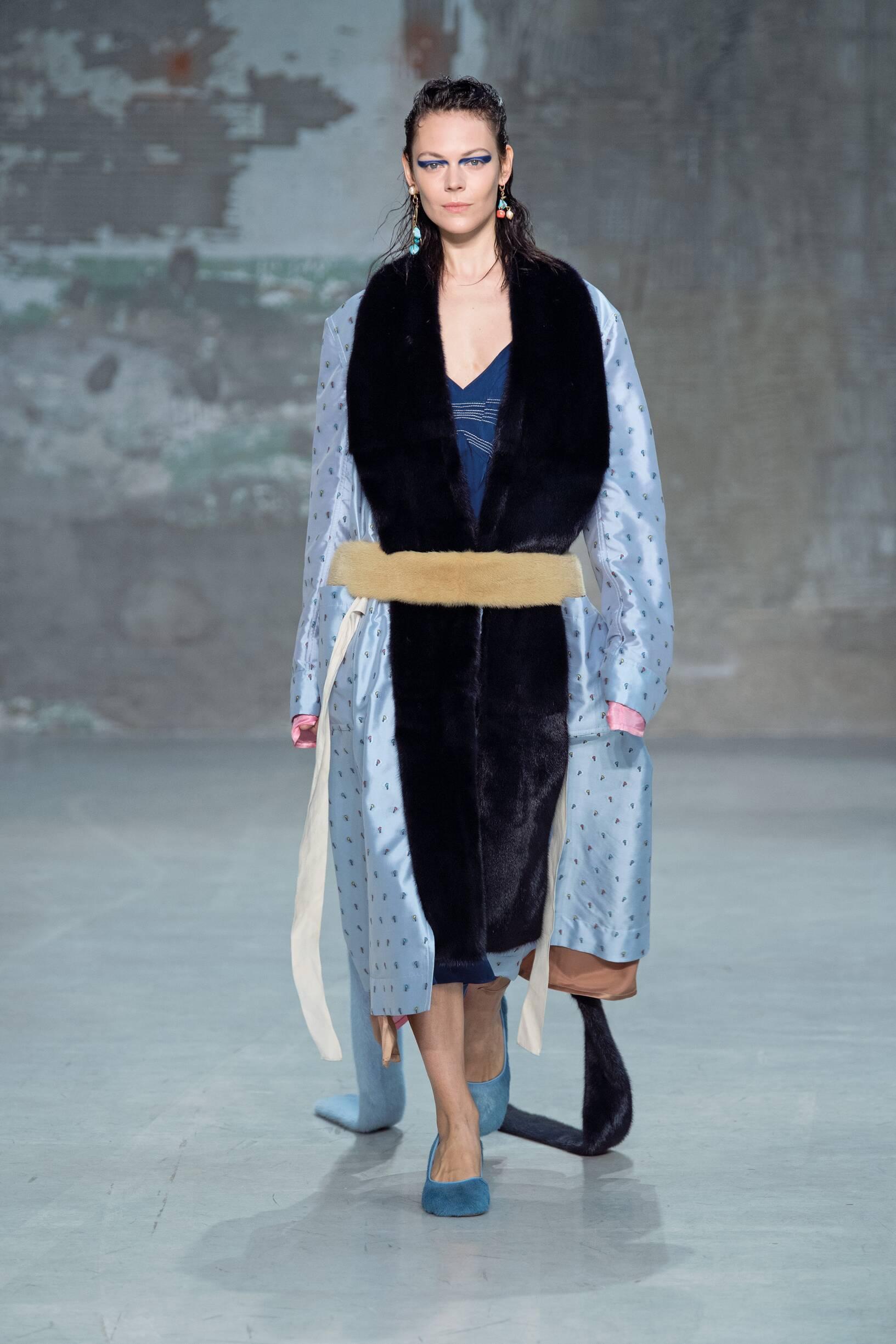 2018 Woman Style Marni