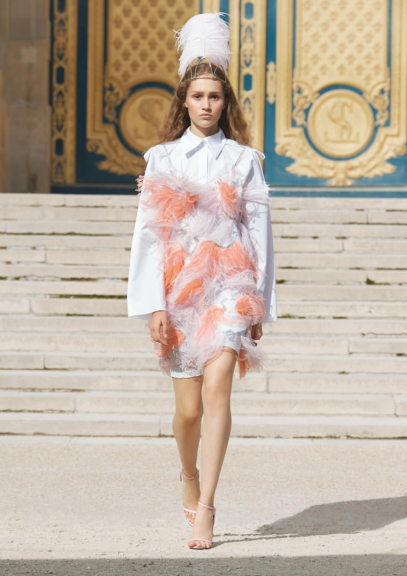 2018 Woman Style Nina Ricci