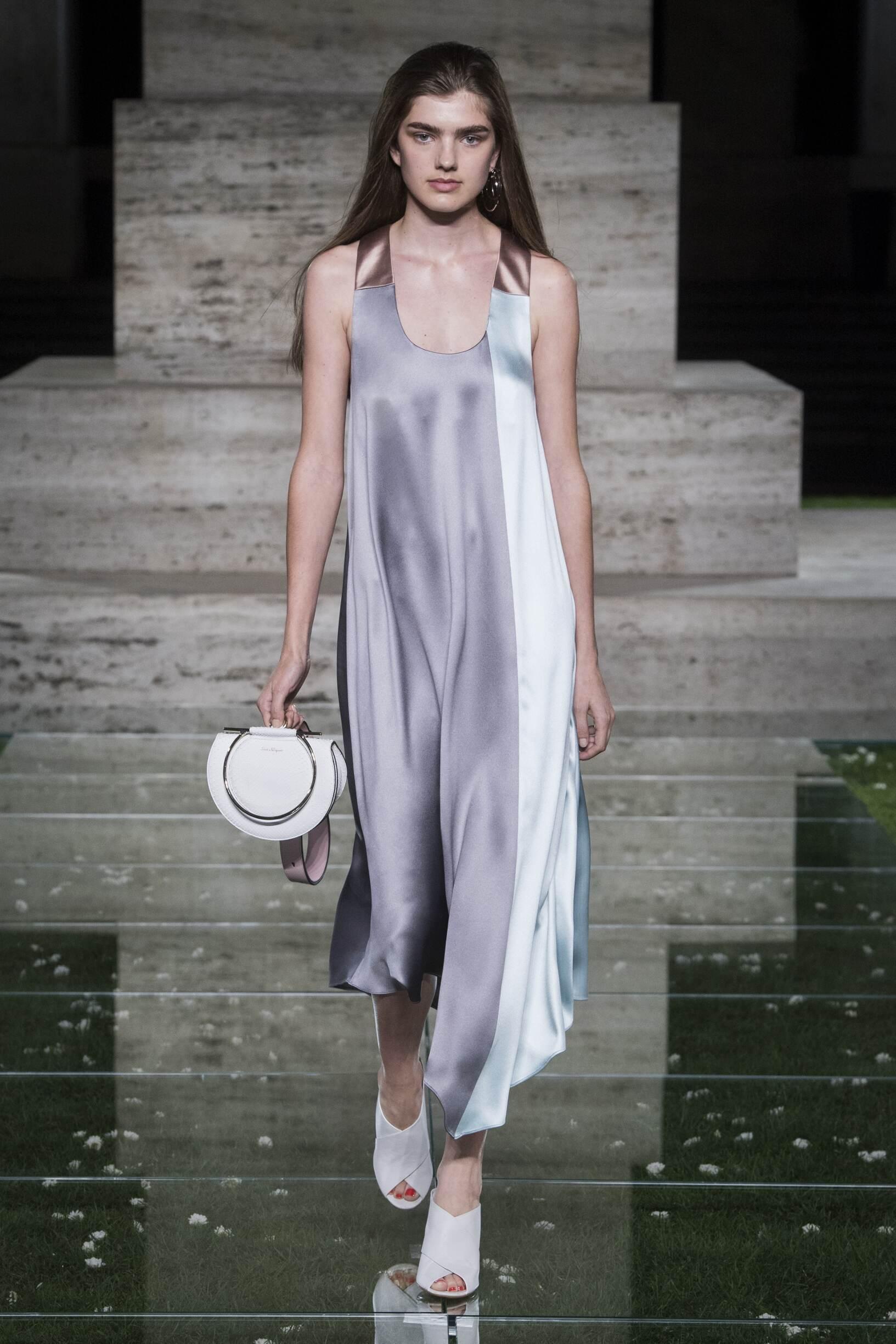 2018 Woman Style Salvatore Ferragamo