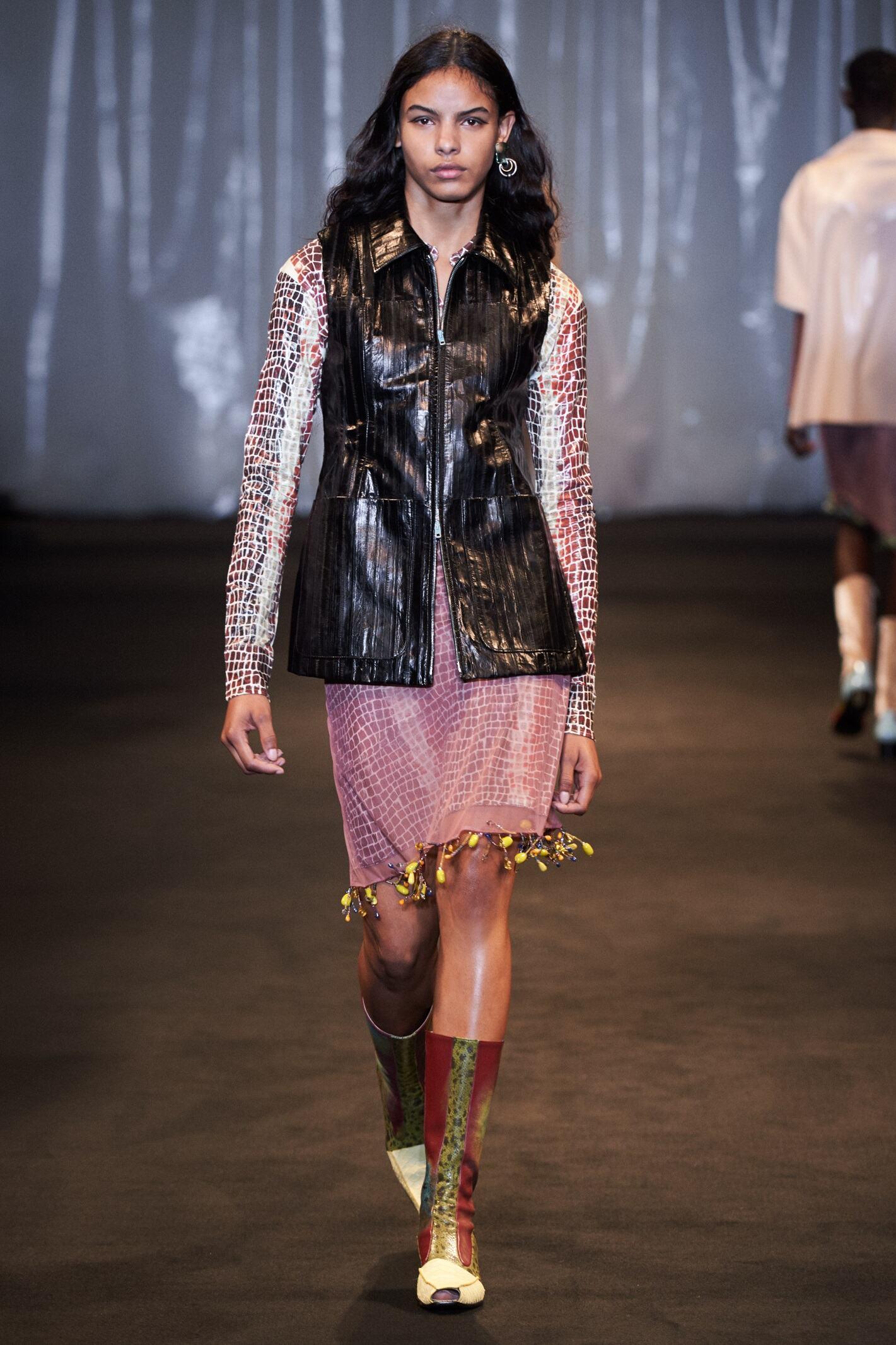 Acne Studios Paris Fashion Week Womenswear