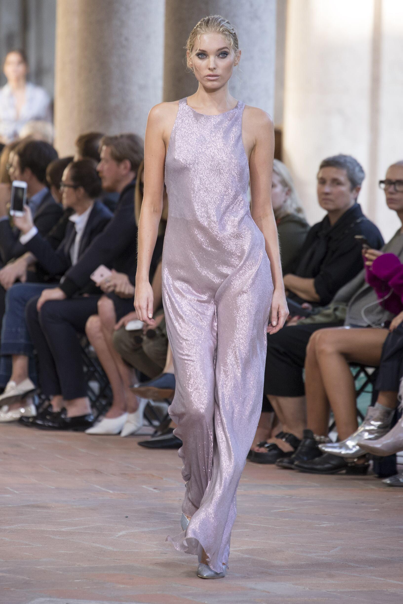 Alberta Ferretti 2018 Milan Women Trends
