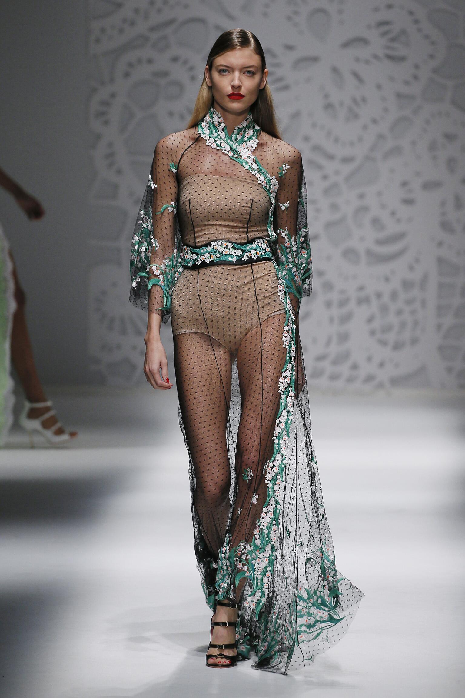 Blumarine 2018 Milan Women Trends