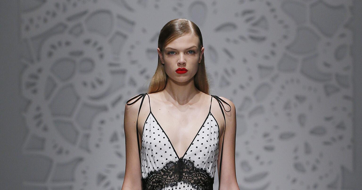 Blumarine Fashion Show SS 2018 Milan