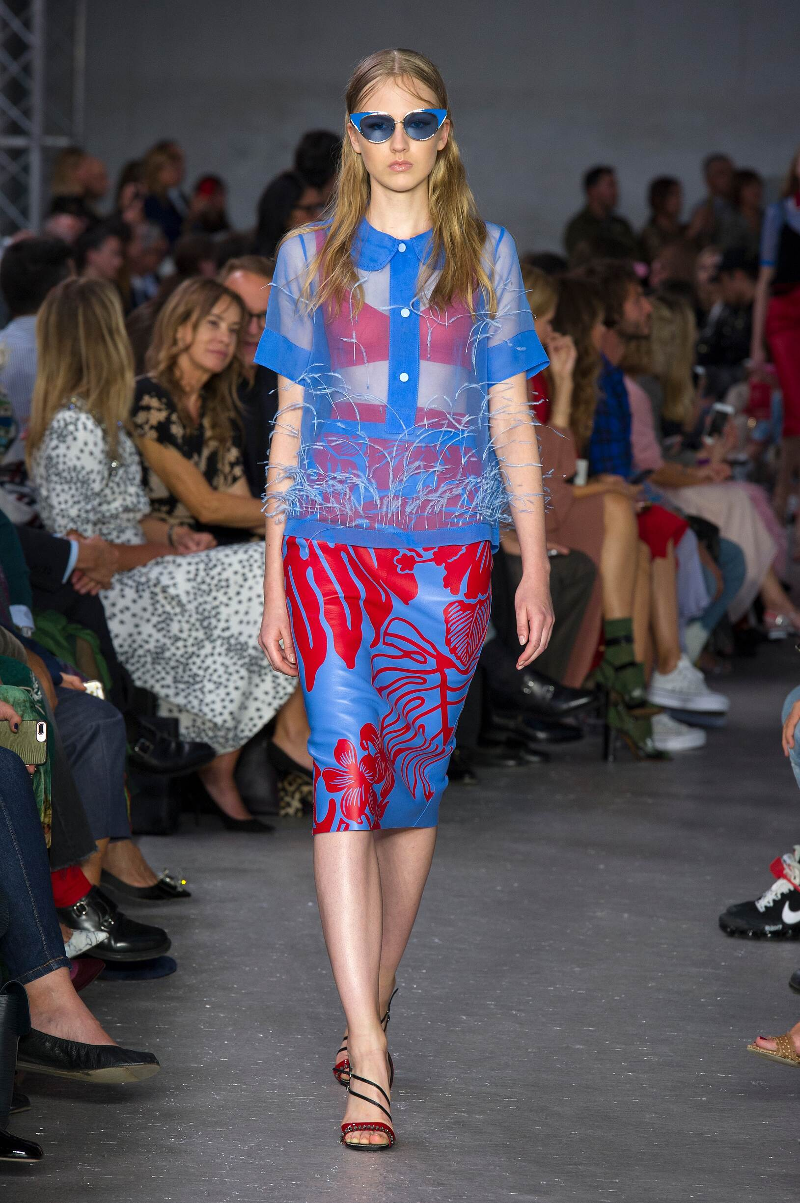 Catwalk N°21 Woman Fashion Show Summer 2018