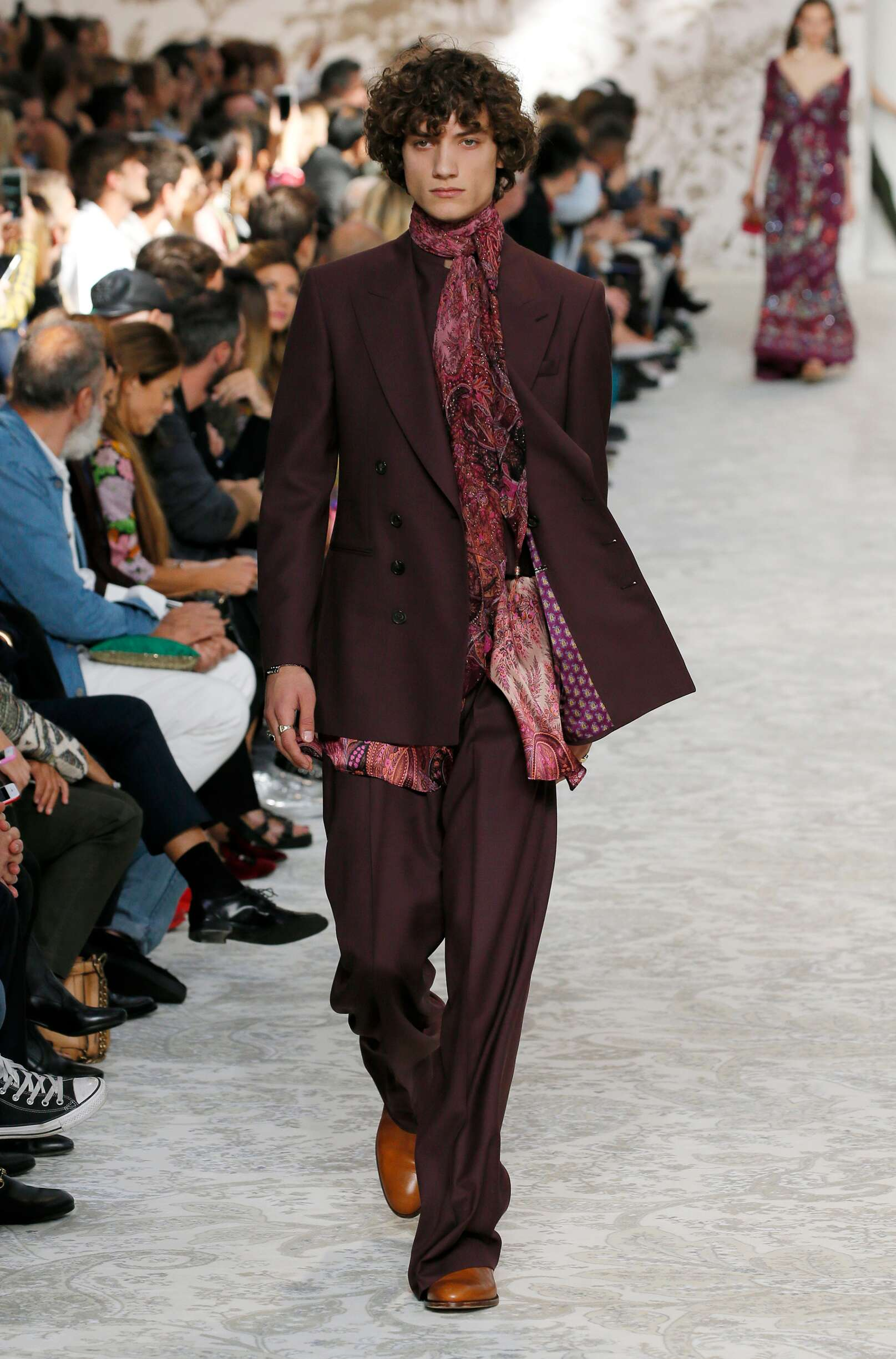 Etro 2018 Milan Man Trends
